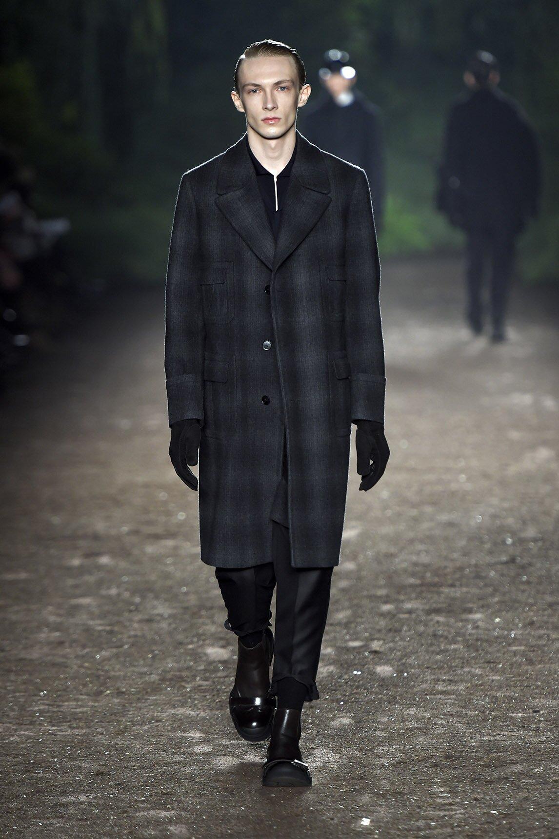 Ermenegildo Zegna Couture Runway