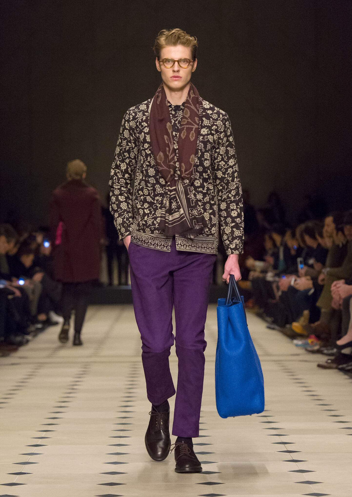 Fall 2015 Fashion Trends Burberry Prorsum