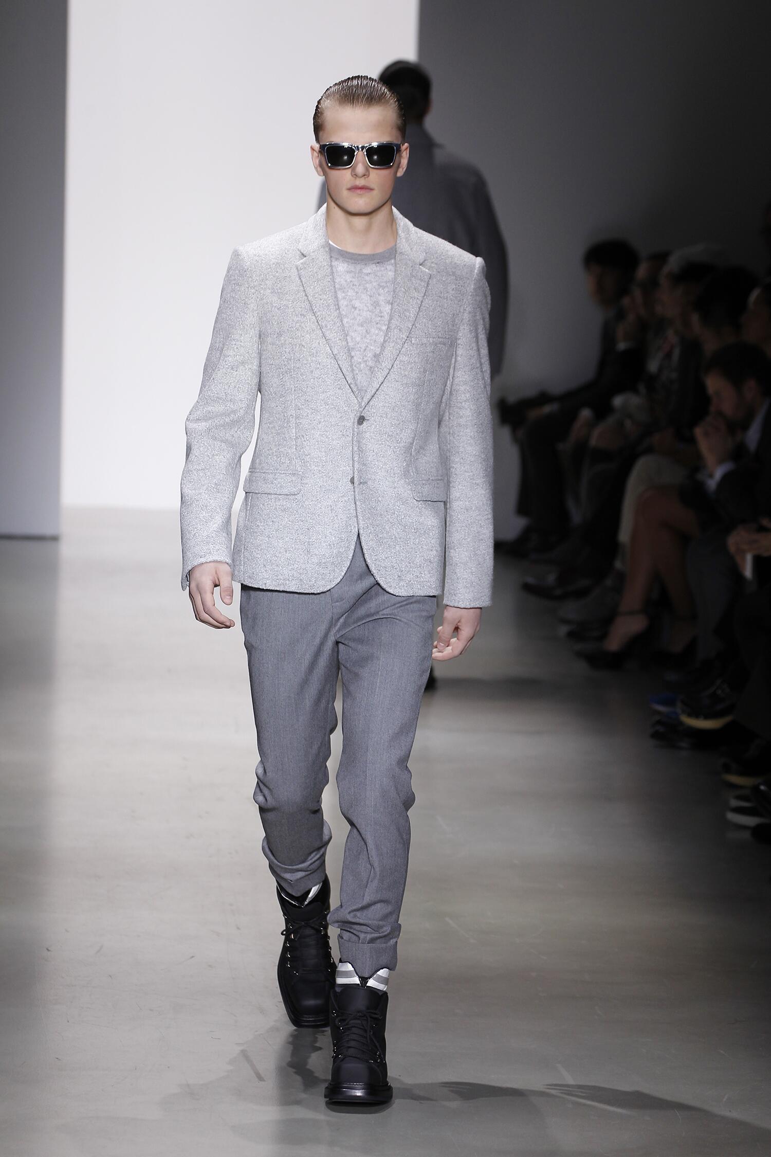 Fall 2015 Fashion Trends Calvin Klein Collection
