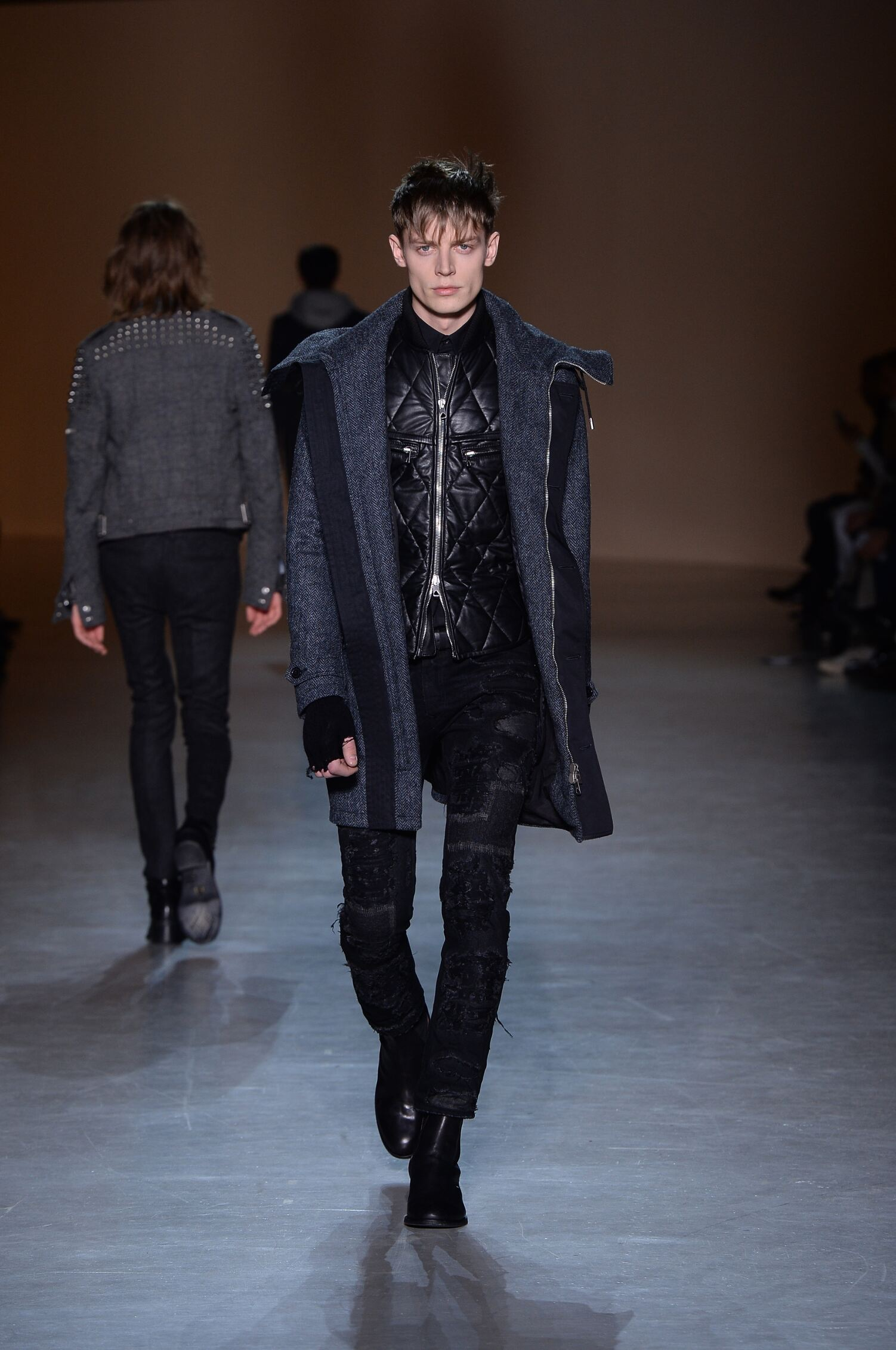 Fall 2015 Fashion Trends Diesel Black Gold