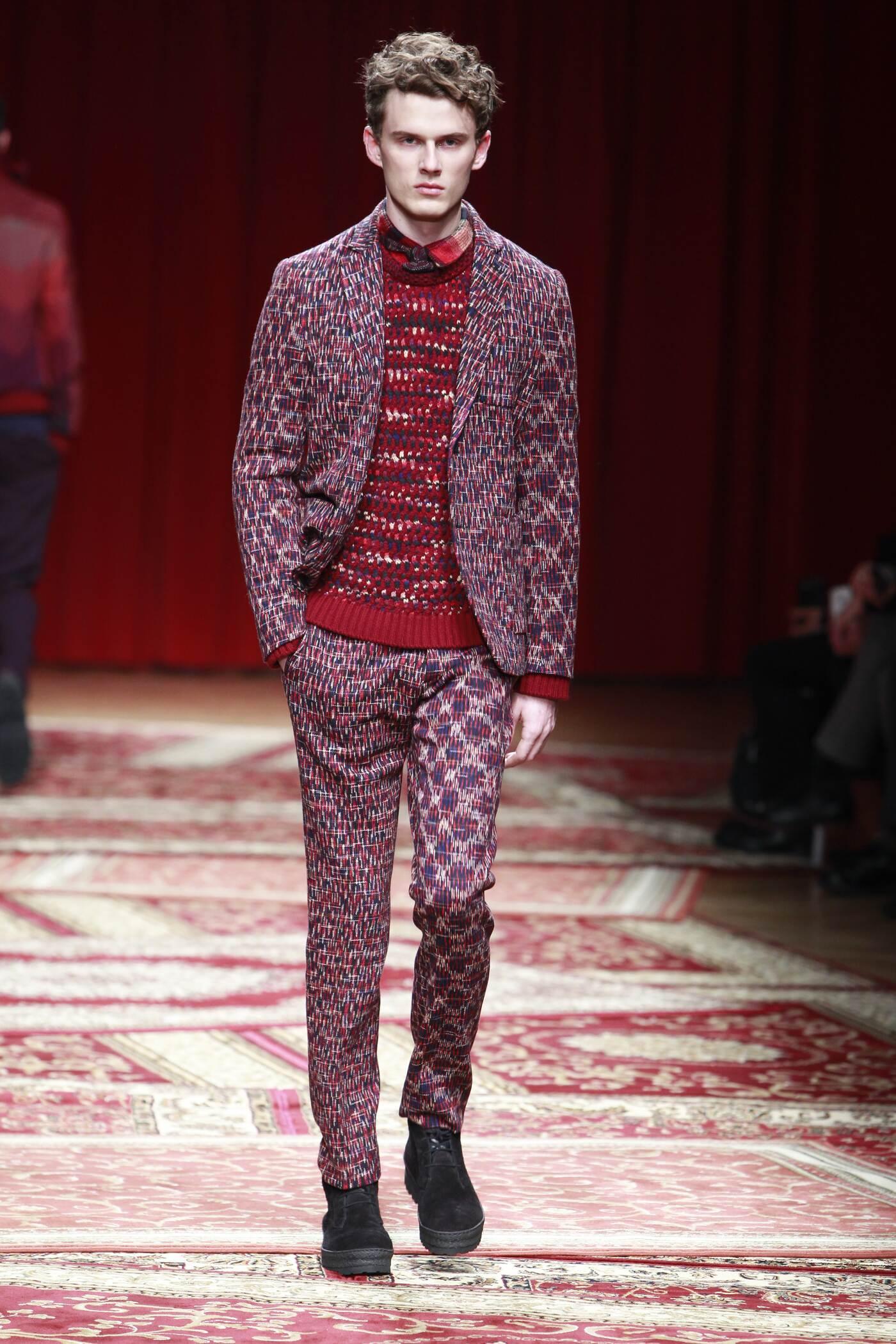 Fall 2015 Fashion Trends Missoni