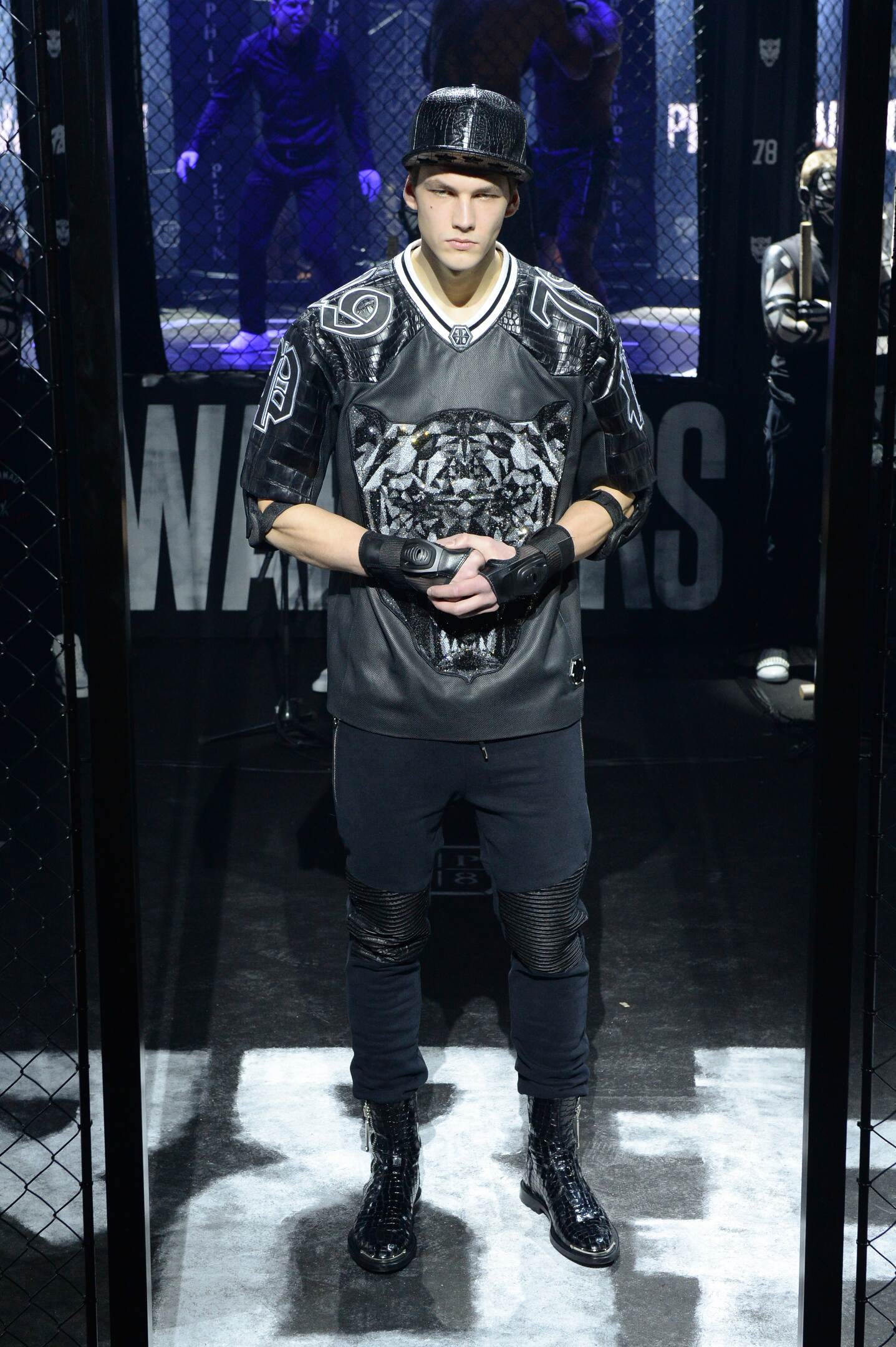 Fall 2015 Fashion Trends Philipp Plein
