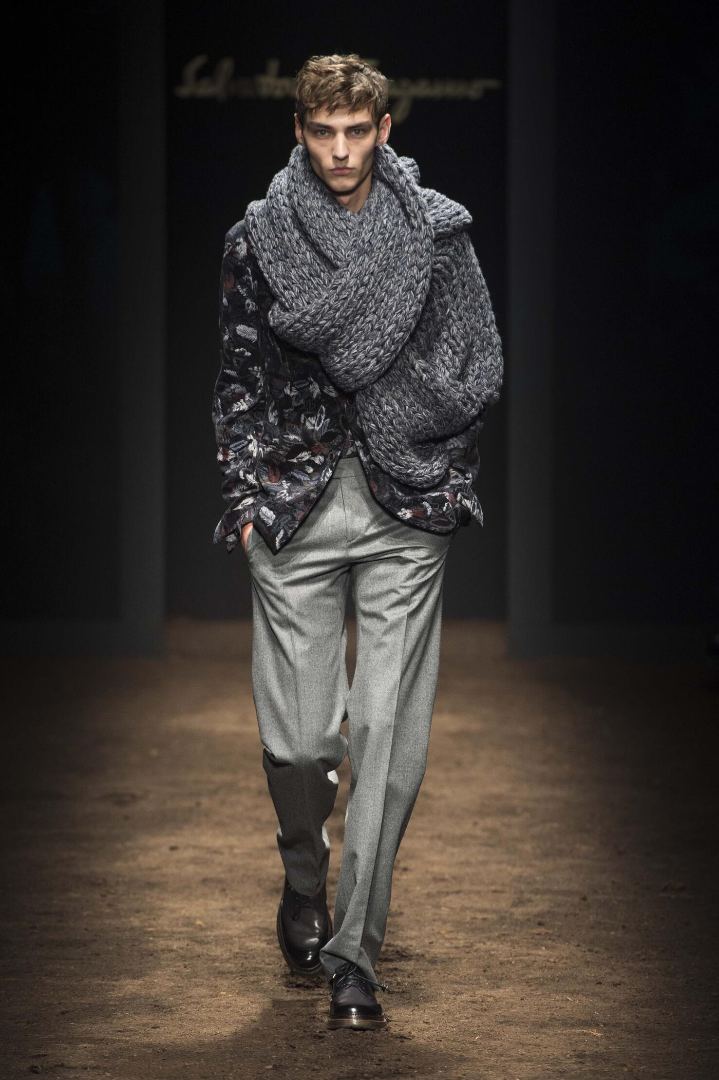 Fall 2015 Fashion Trends Salvatore Ferragamo