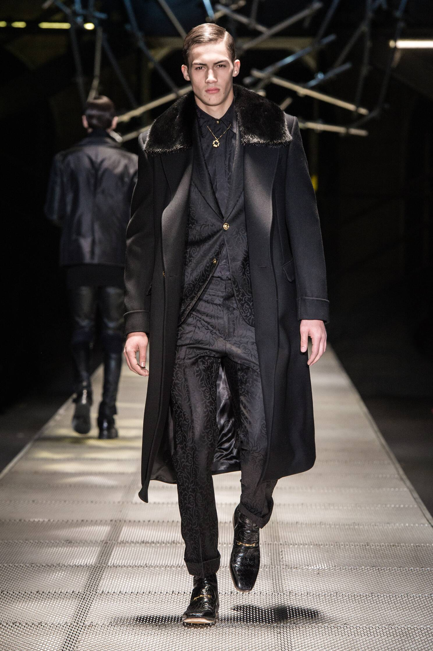 Fall 2015 Fashion Trends Versace