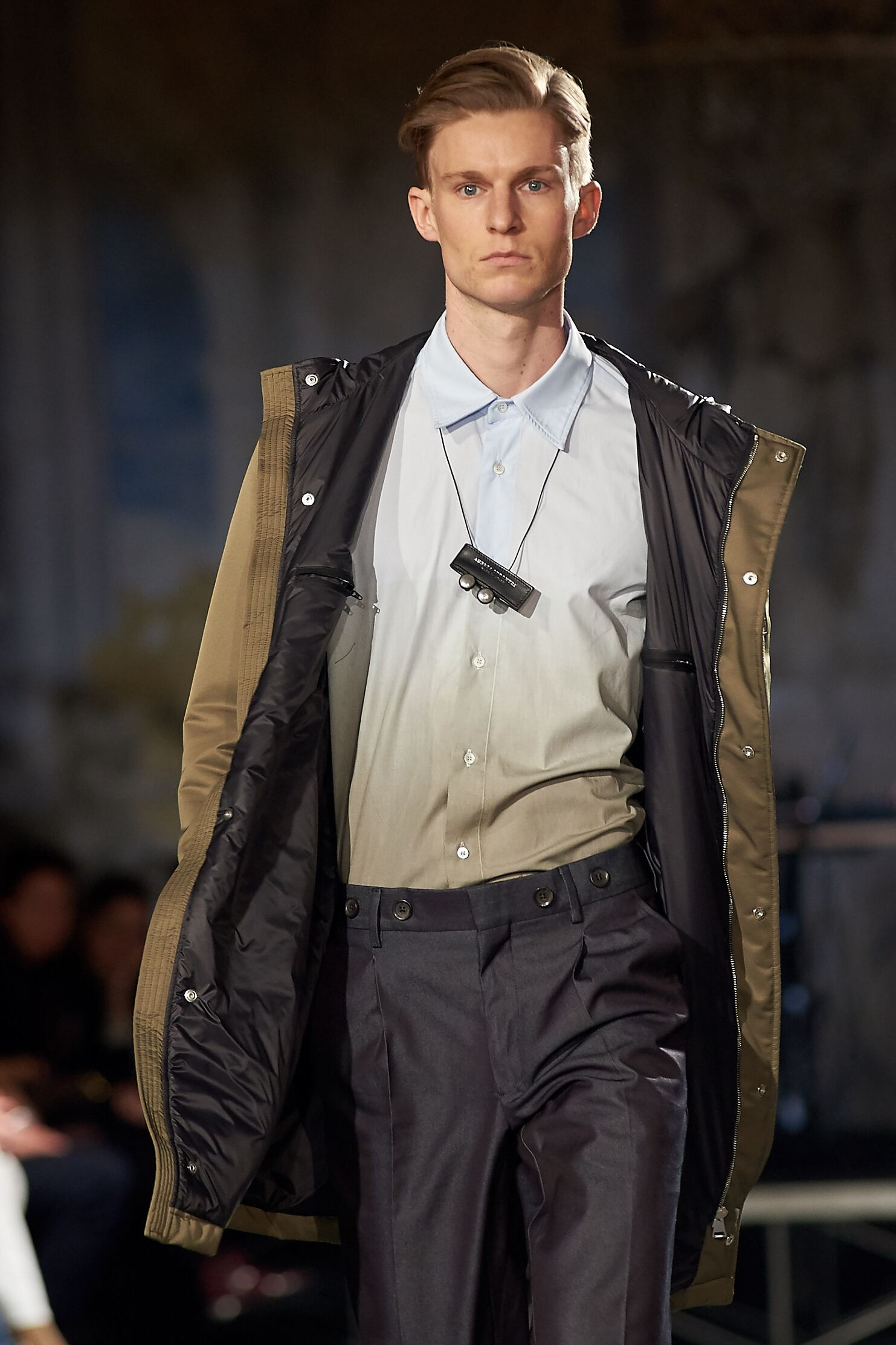 Fall 2015 Man Fashion Show Andrea Incontri