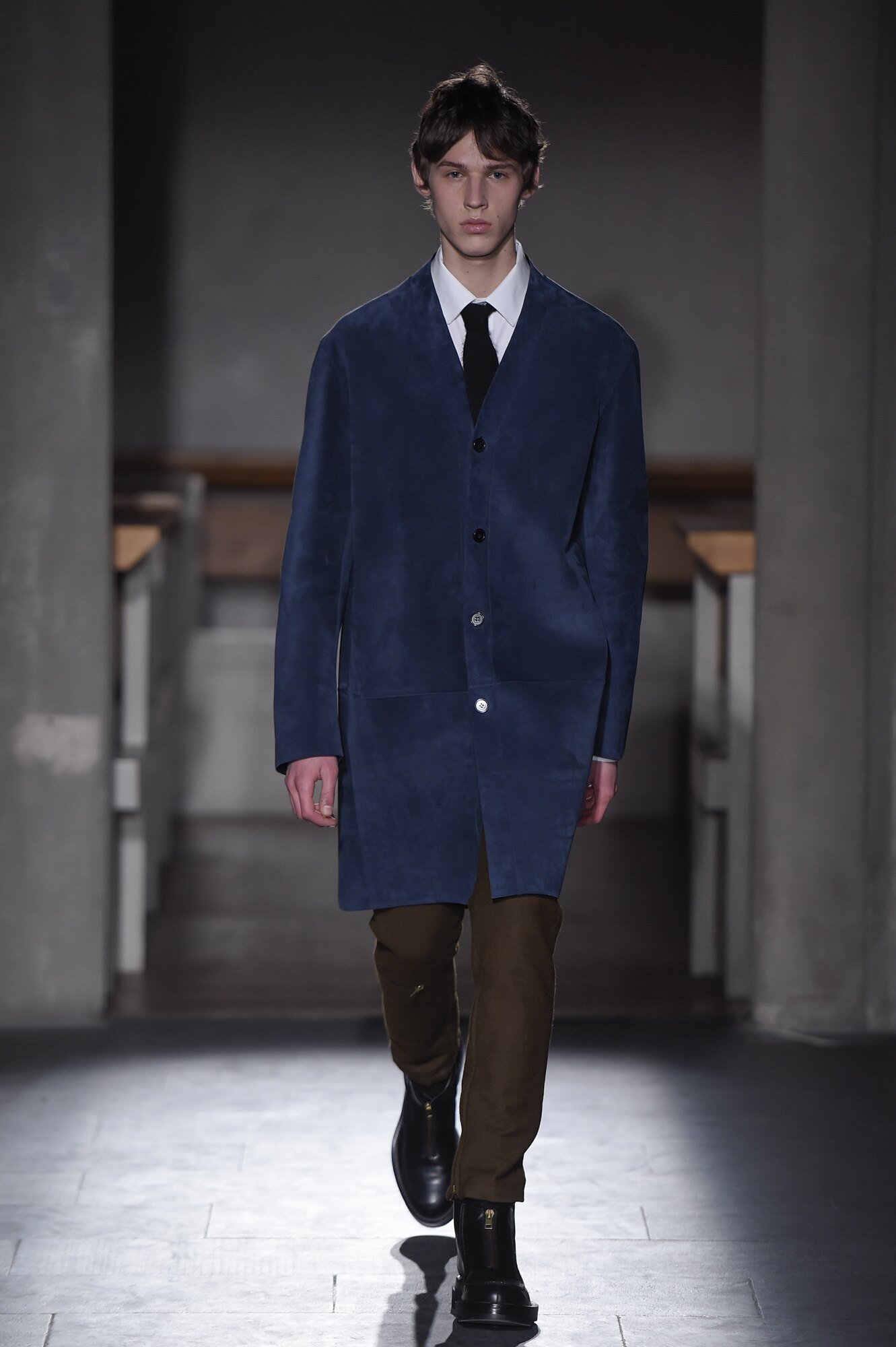 Fall 2015 Man Fashion Show Marni