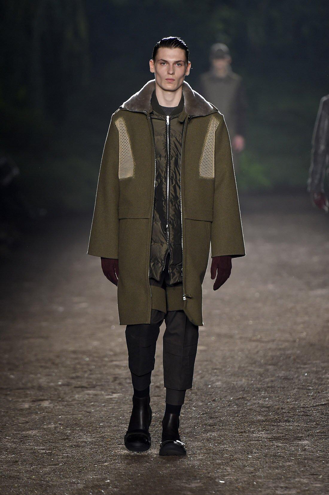 Fall 2015 Men Fashion Show Ermenegildo Zegna Couture