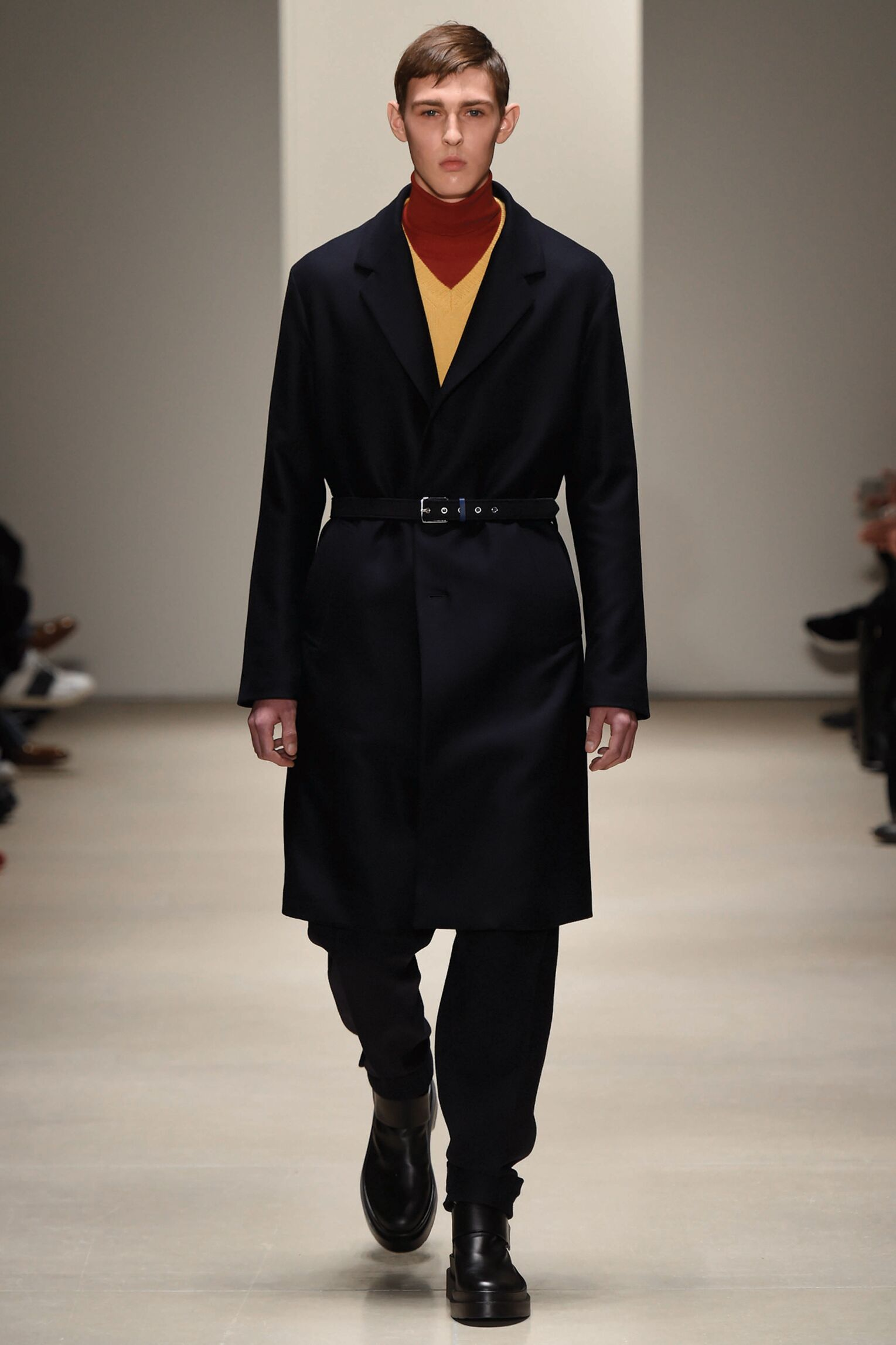 Fall 2015 Men Fashion Show Jil Sander