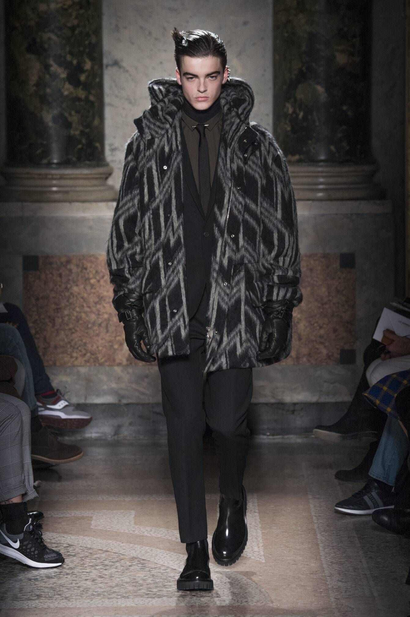 Fall 2015 Men Fashion Show Les Hommes