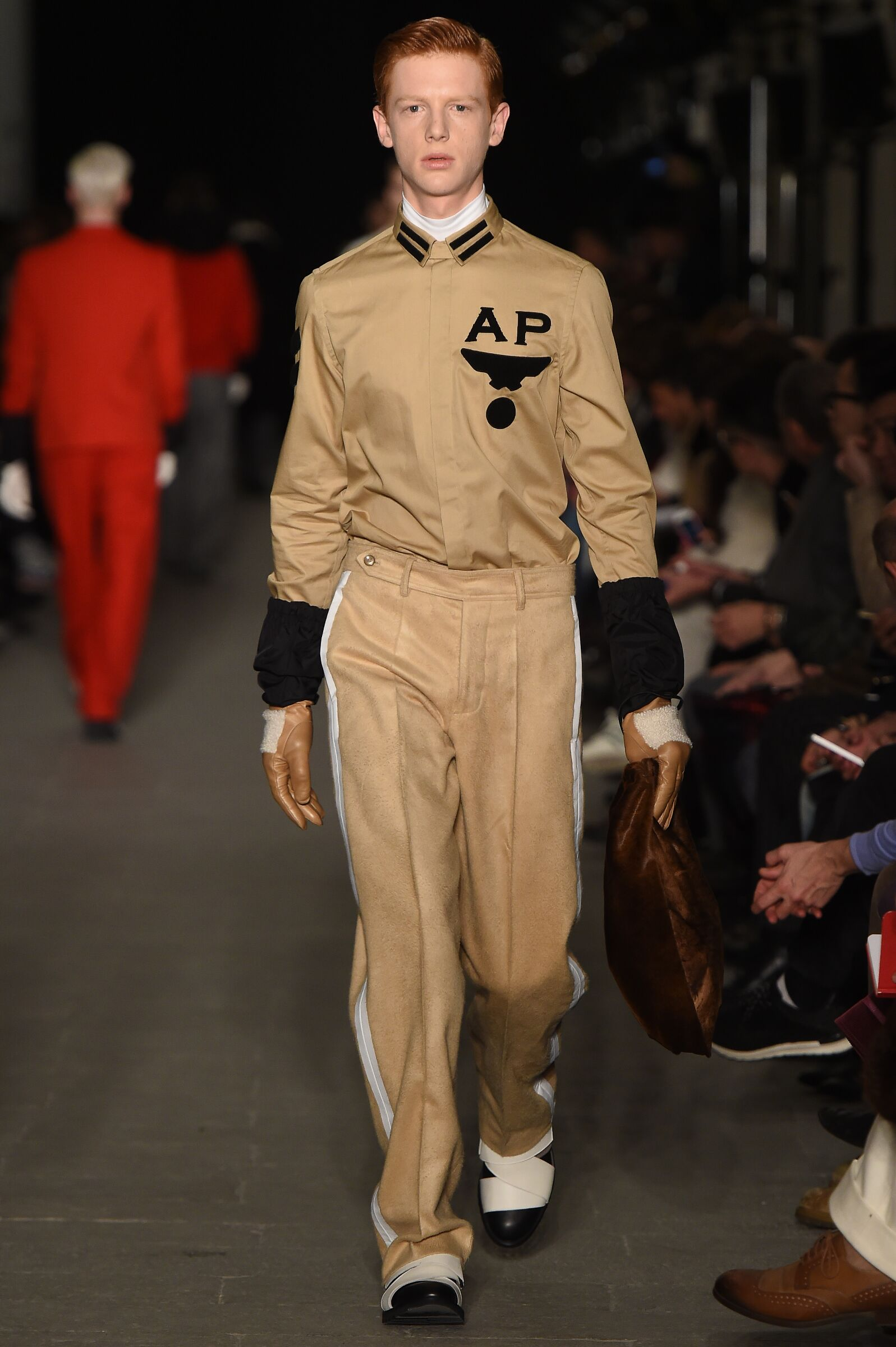 Fall Andrea Pompilio Fashion Man