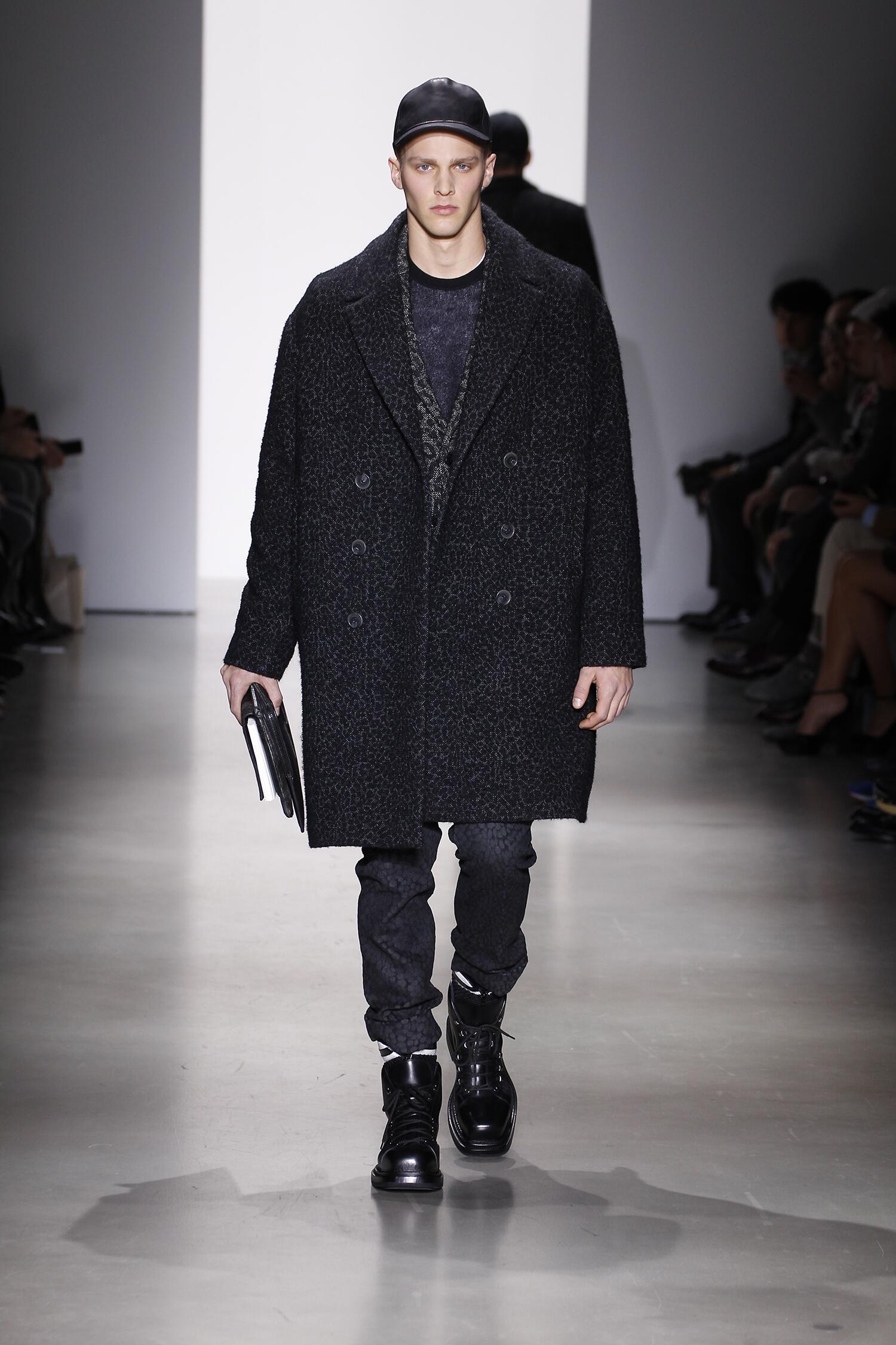 Fall Fashion 2015 2016 Calvin Klein Collection