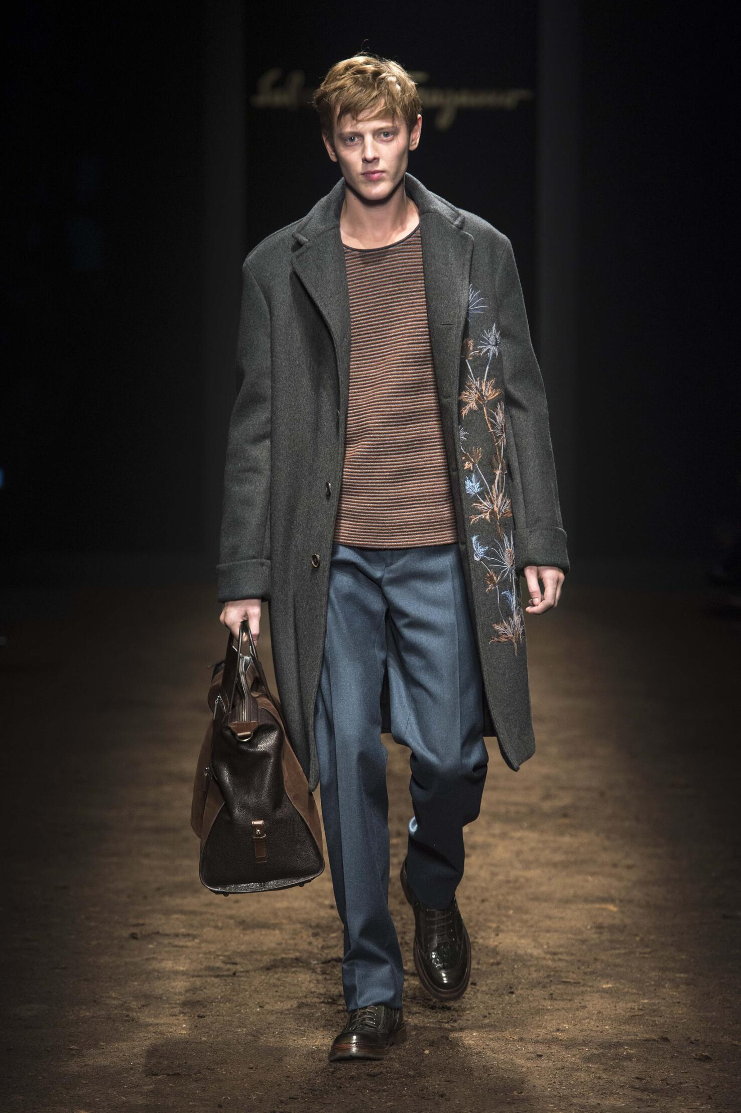 Fall Fashion 2015 2016 Salvatore Ferragamo