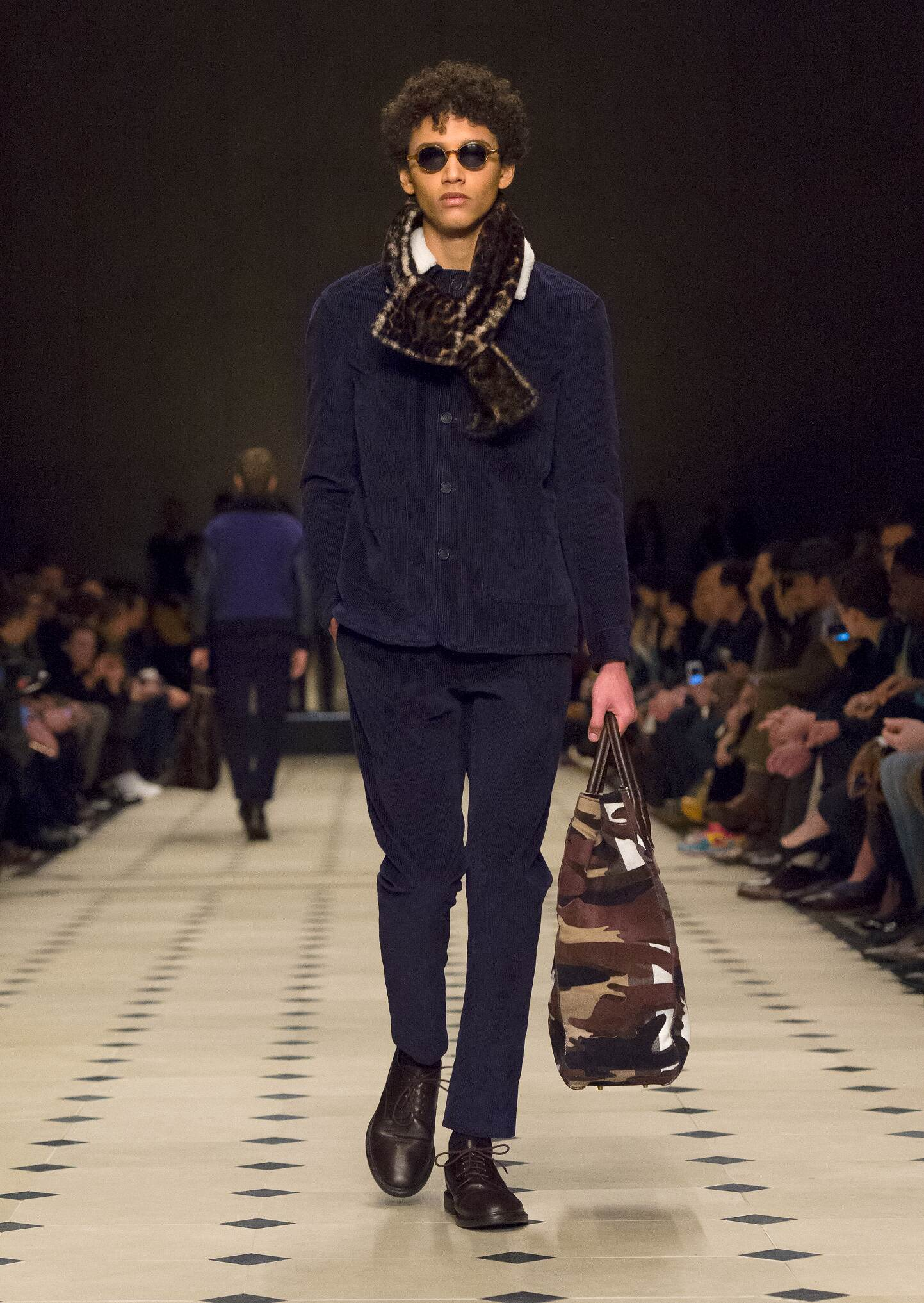 Fall Fashion 2015 Burberry Prorsum