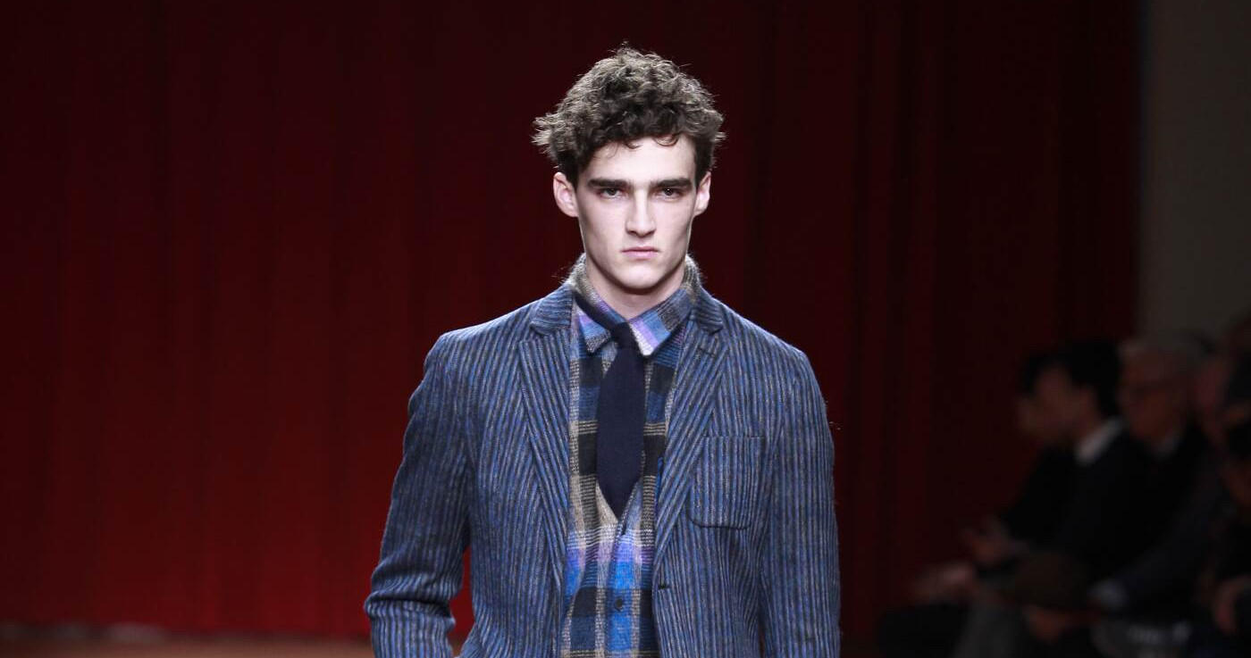 Fall Fashion Man Missoni 2015