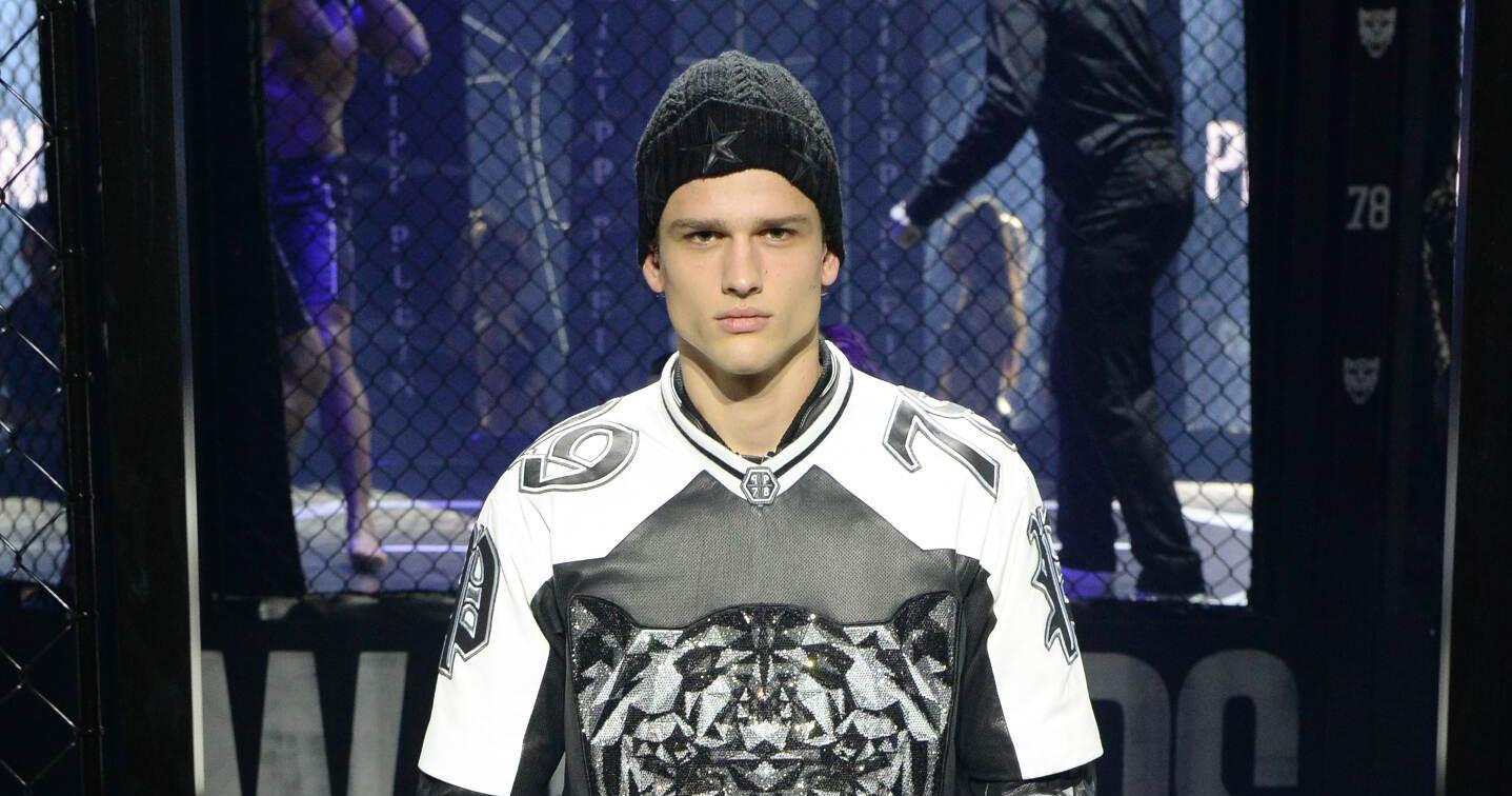 Fall Fashion Man Philipp Plein 2015