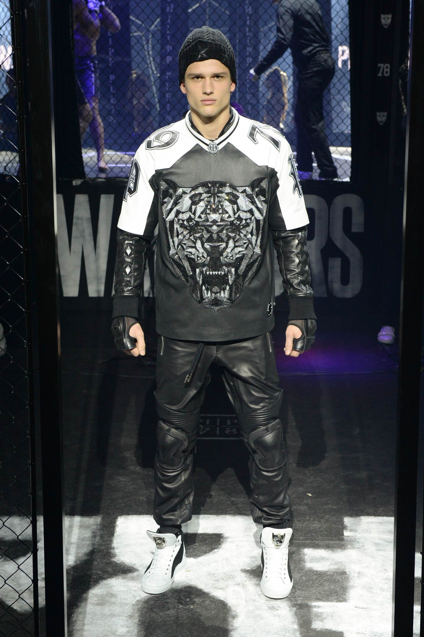 Fall Fashion Man Philipp Plein