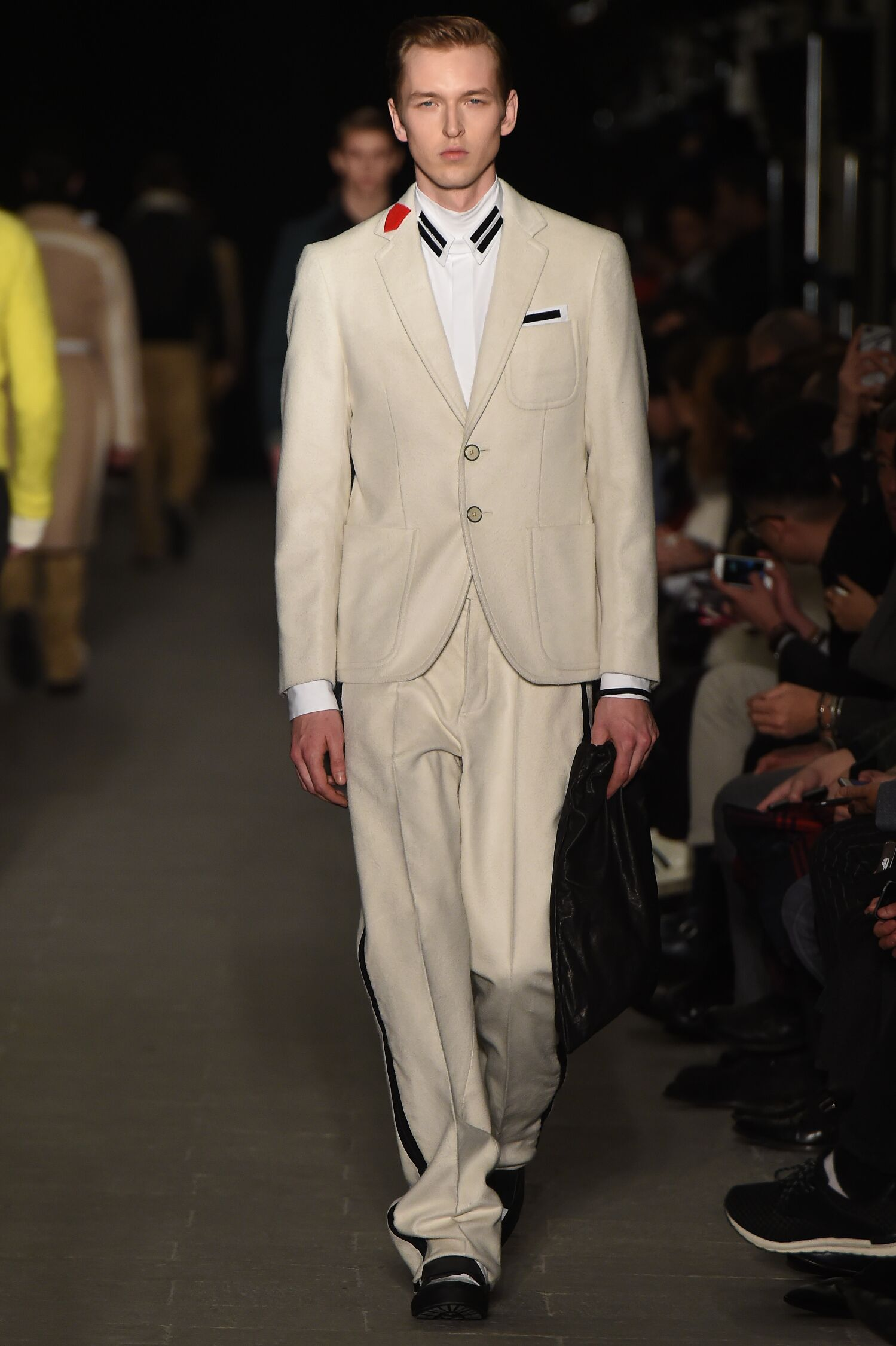 Fall Fashion Man Suit Andrea Pompilio