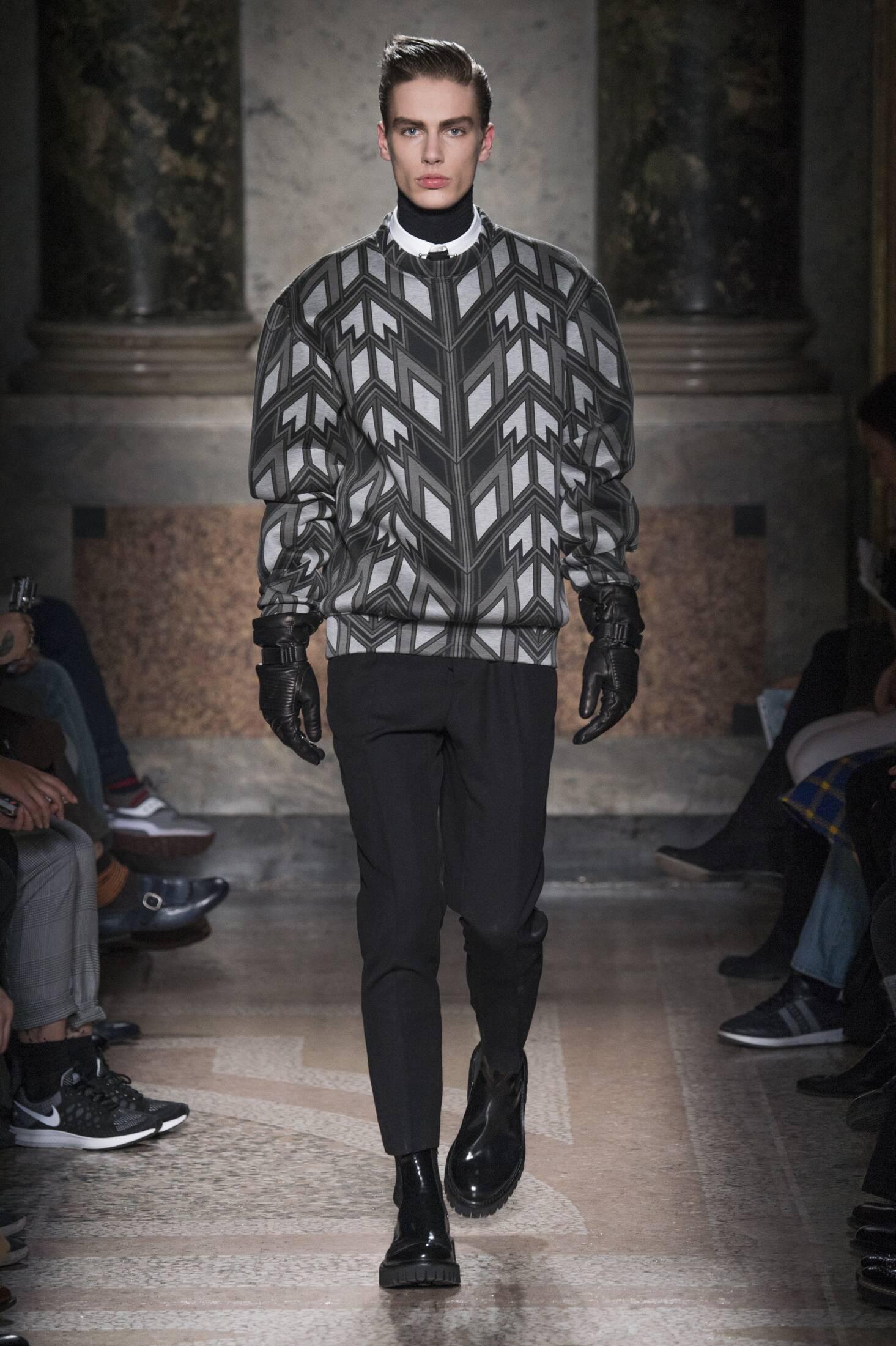 Fall Les Hommes Fashion Man