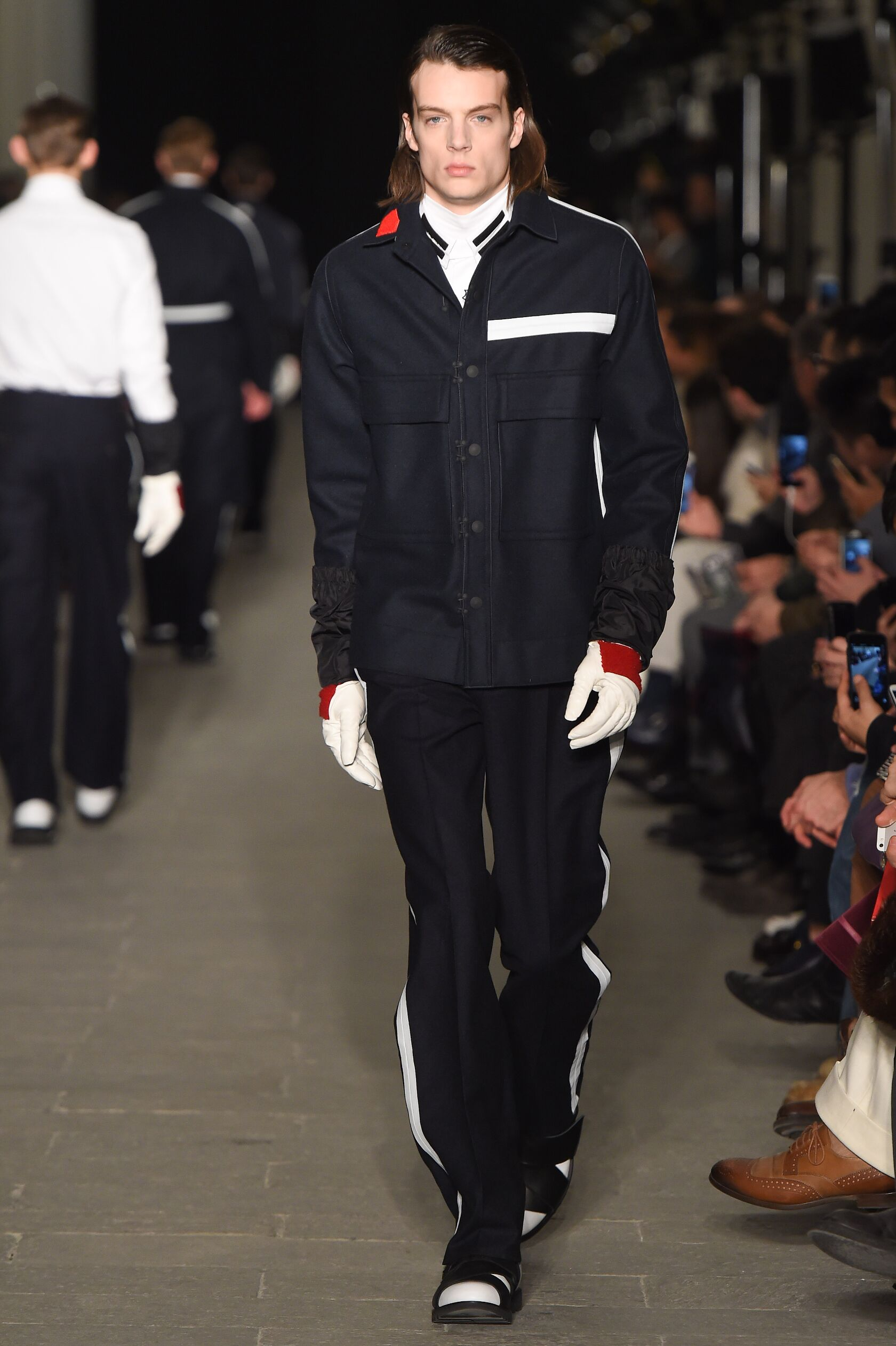 Fall Winter 2015 16 Fashion Men's Collection Andrea Pompilio