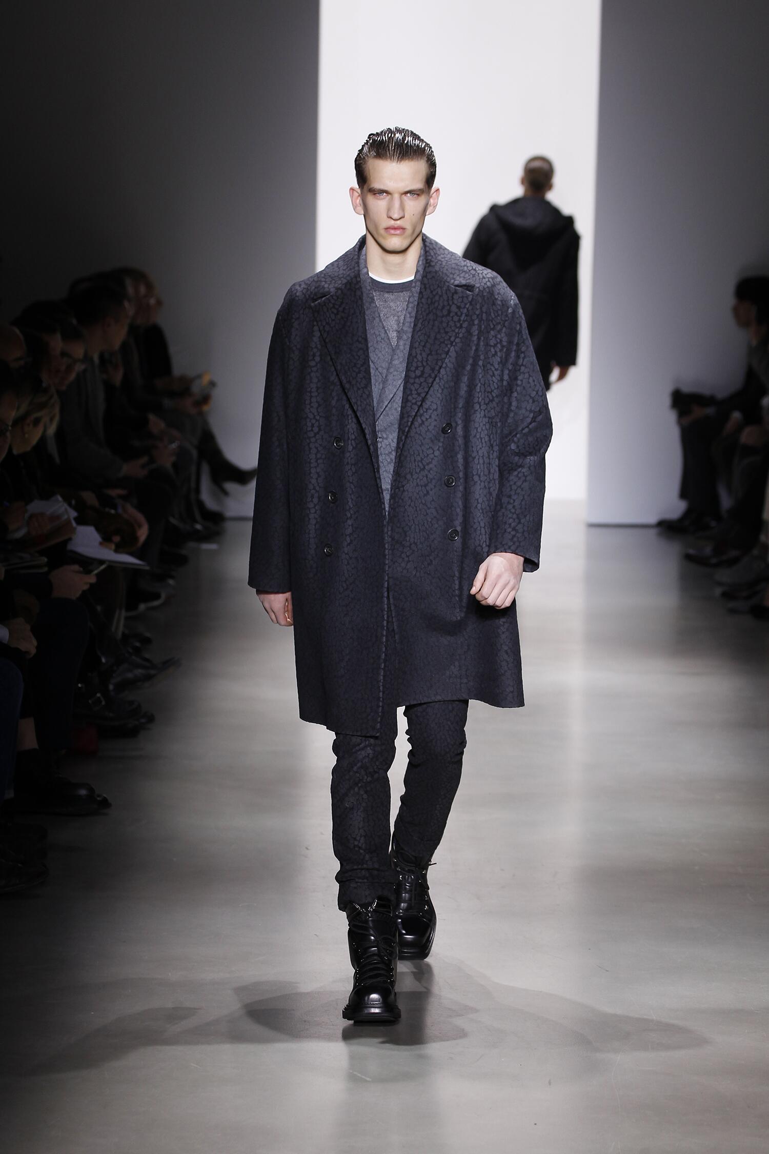 Fall Winter 2015 16 Fashion Men's Collection Calvin Klein