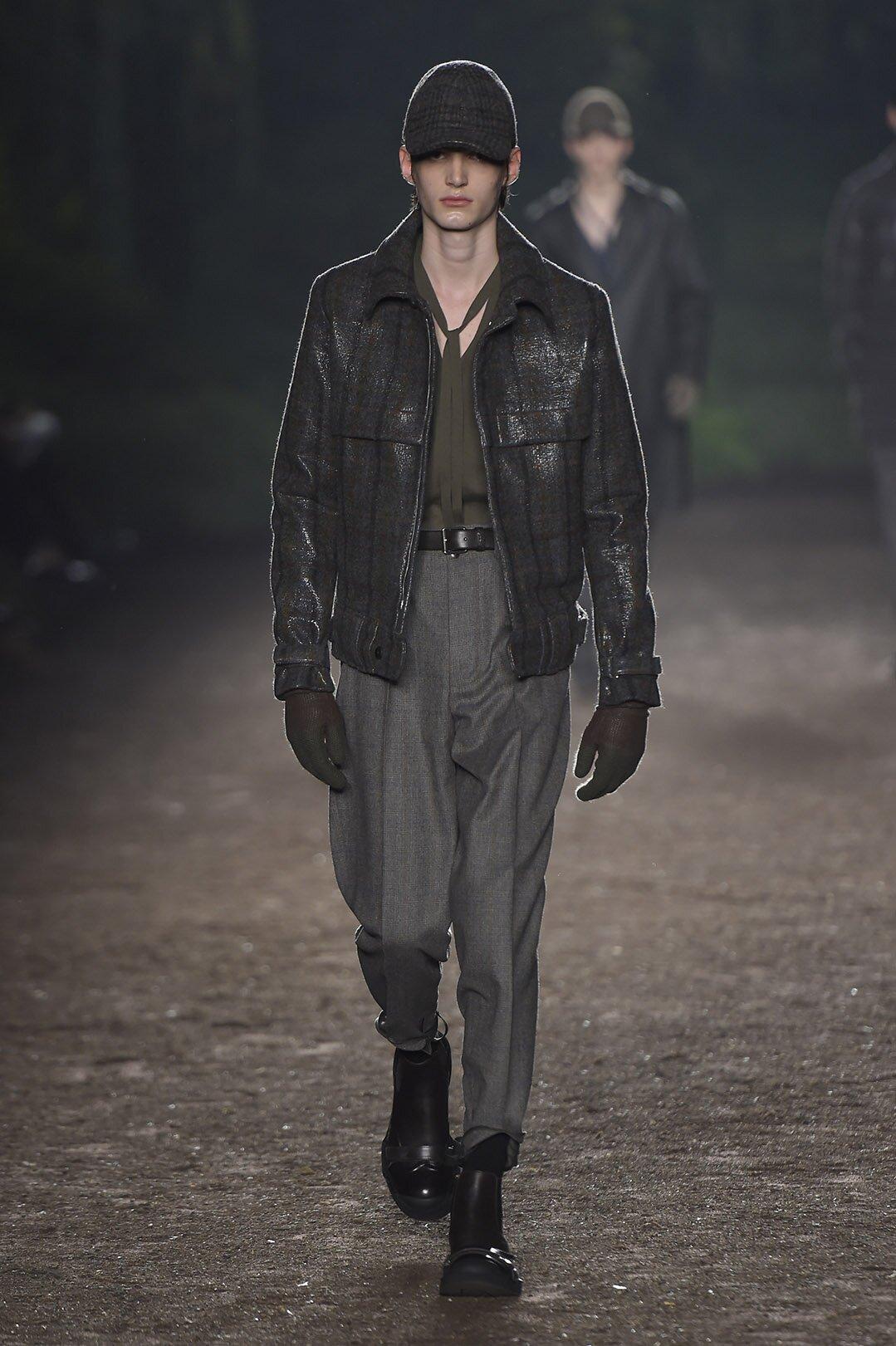 Fall Winter 2015 16 Fashion Men's Collection Ermenegildo Zegna Couture