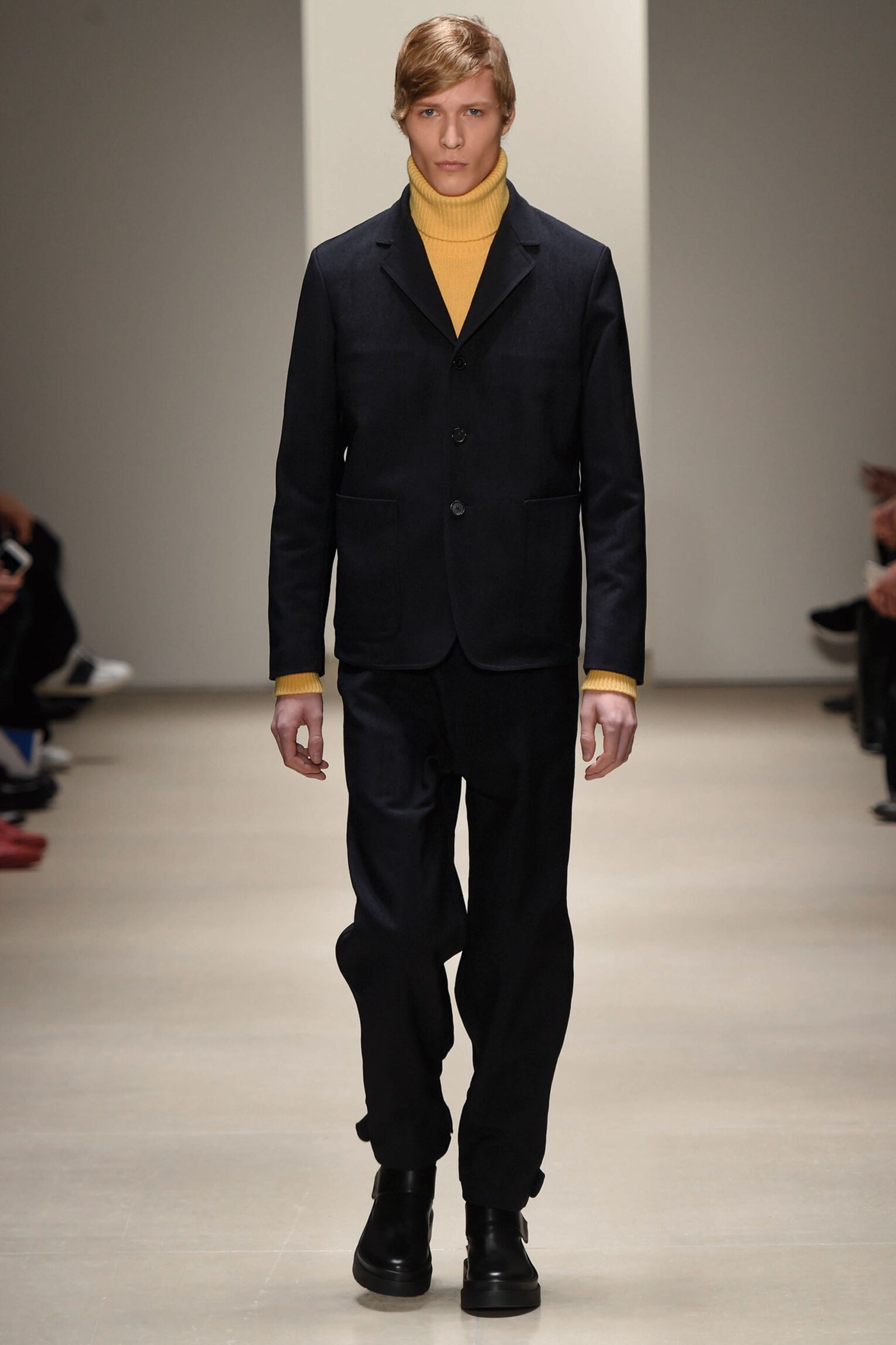 Fall Winter 2015 16 Fashion Men's Collection Jil Sander