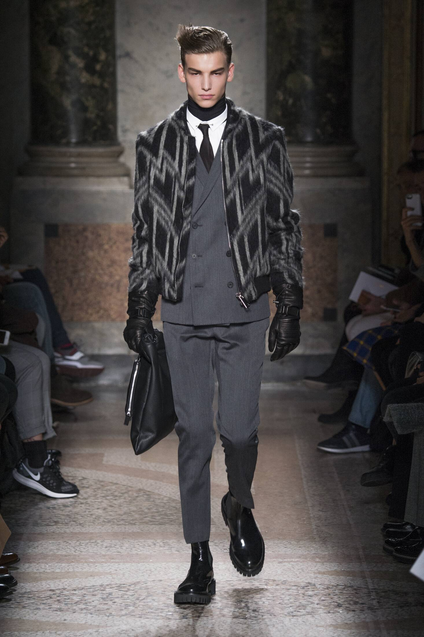 Fall Winter 2015 16 Fashion Men's Collection Les Hommes