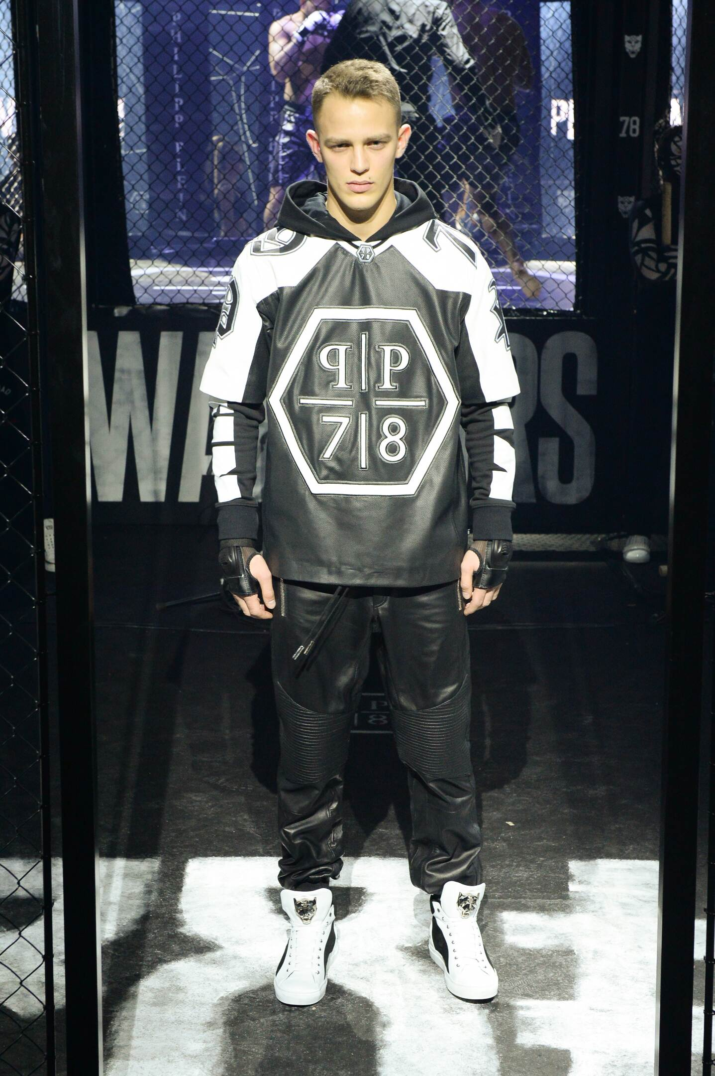 Fall Winter 2015 16 Fashion Men's Collection Philipp Plein