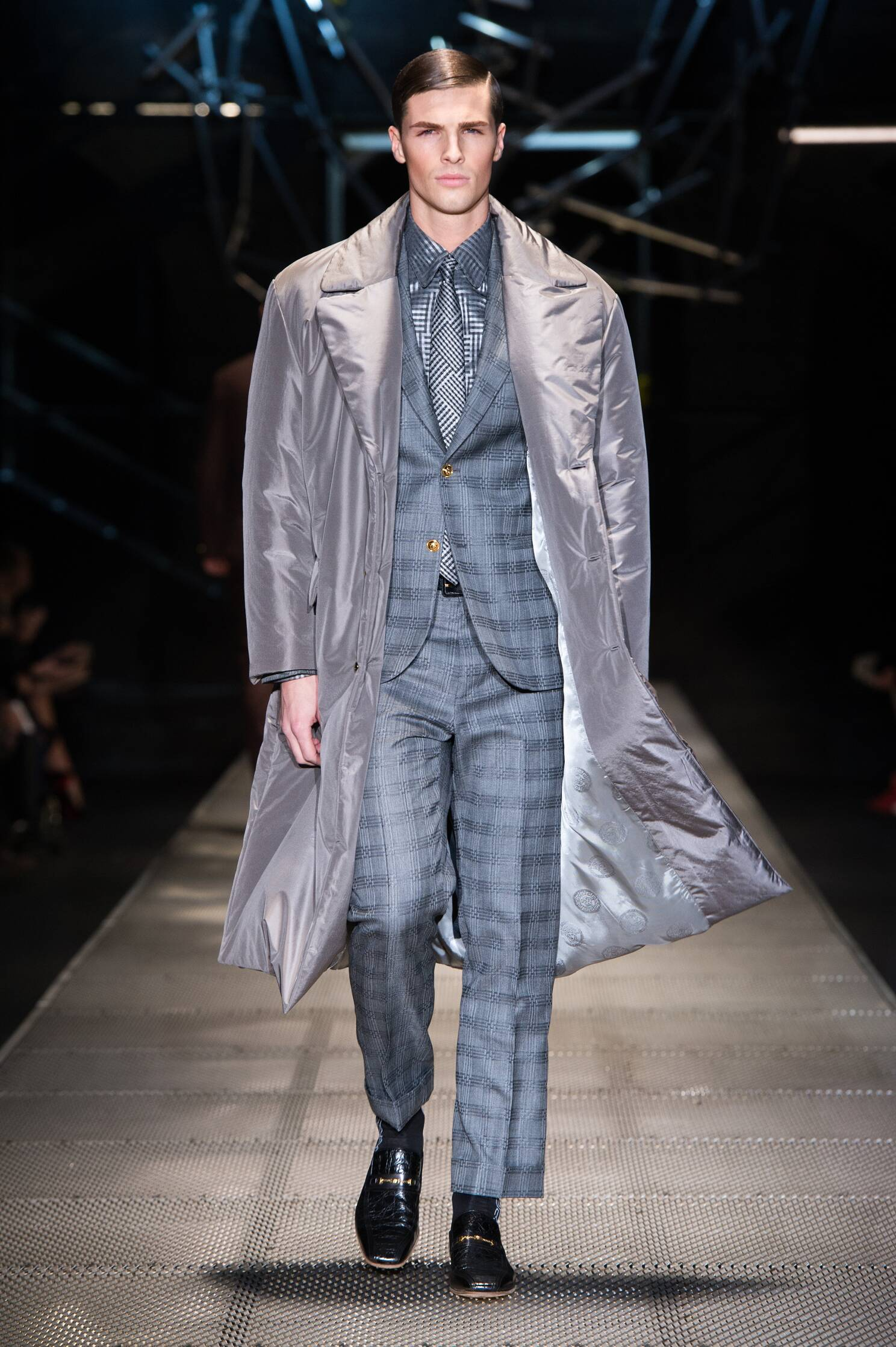 Fall Winter 2015 16 Fashion Men's Collection Versace