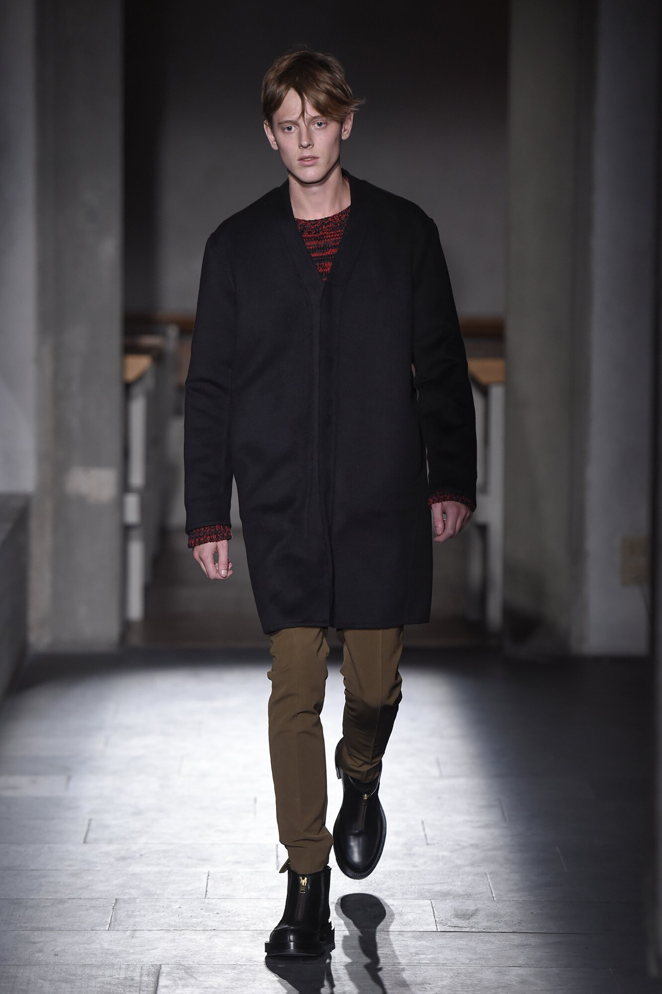 Fall Winter 2015 Fashion Model Marni