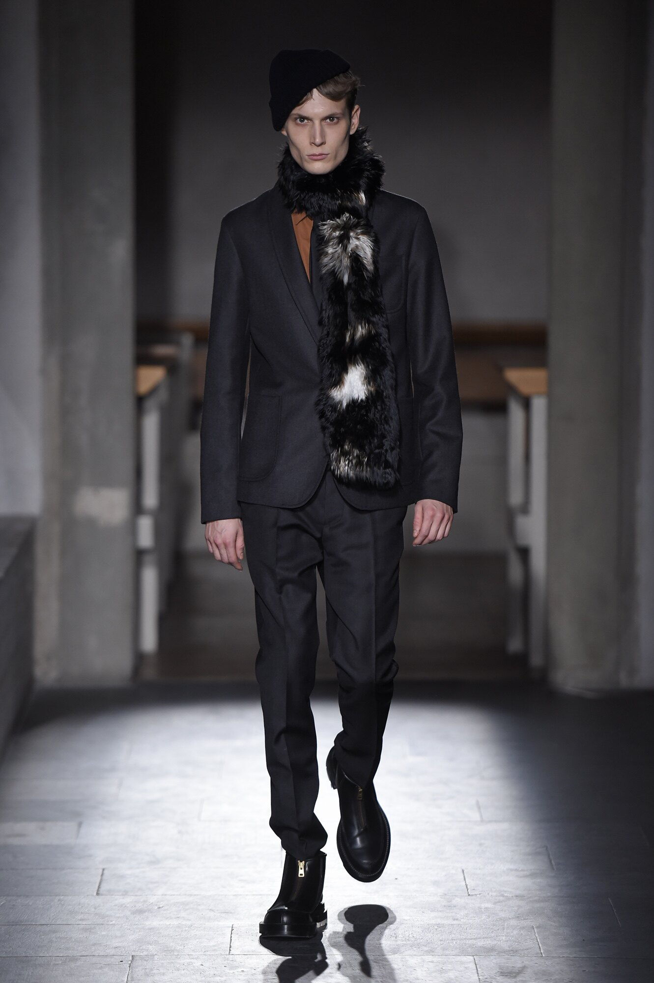 Fall Winter 2015 Man Florence Marni Collection