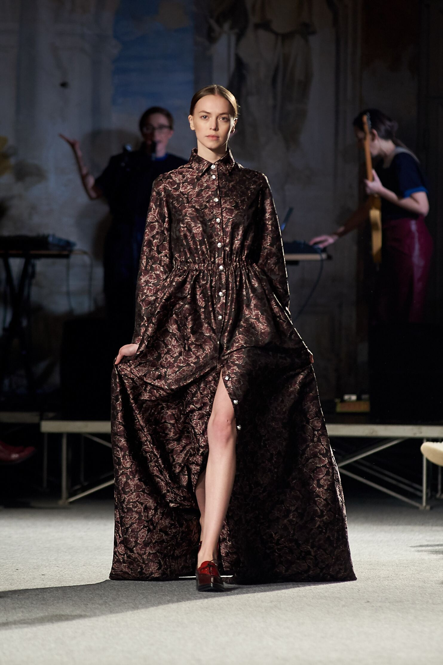 Fall Winter 2015 Woman Florence Andrea Incontri Collection