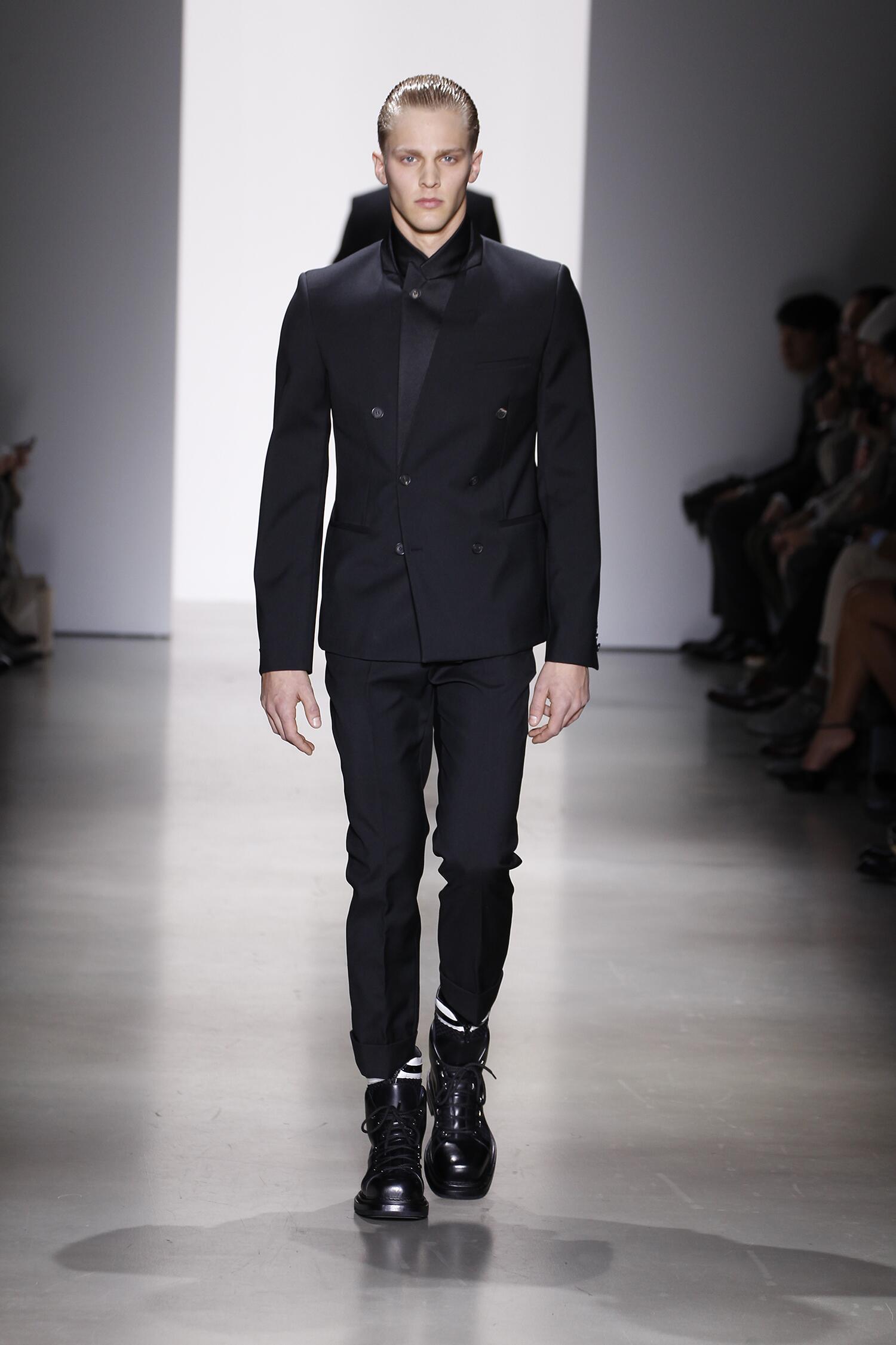 Fashion Show FW 2015 2016 Calvin Klein