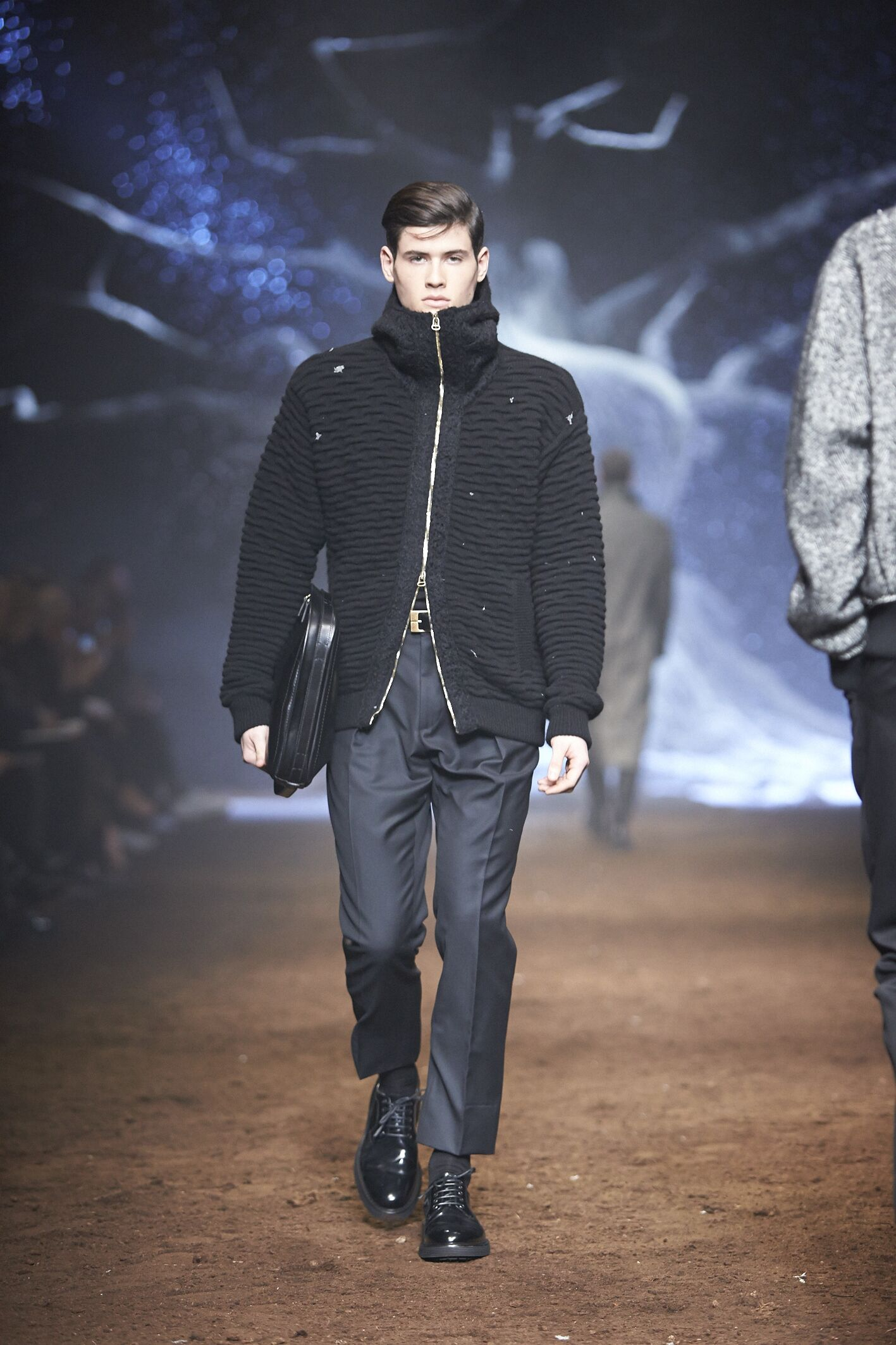 Fashion Show FW 2015 2016 Corneliani