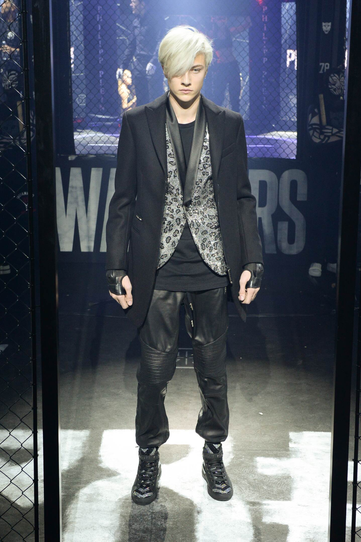 Fashion Show FW 2015 2016 Philipp Plein
