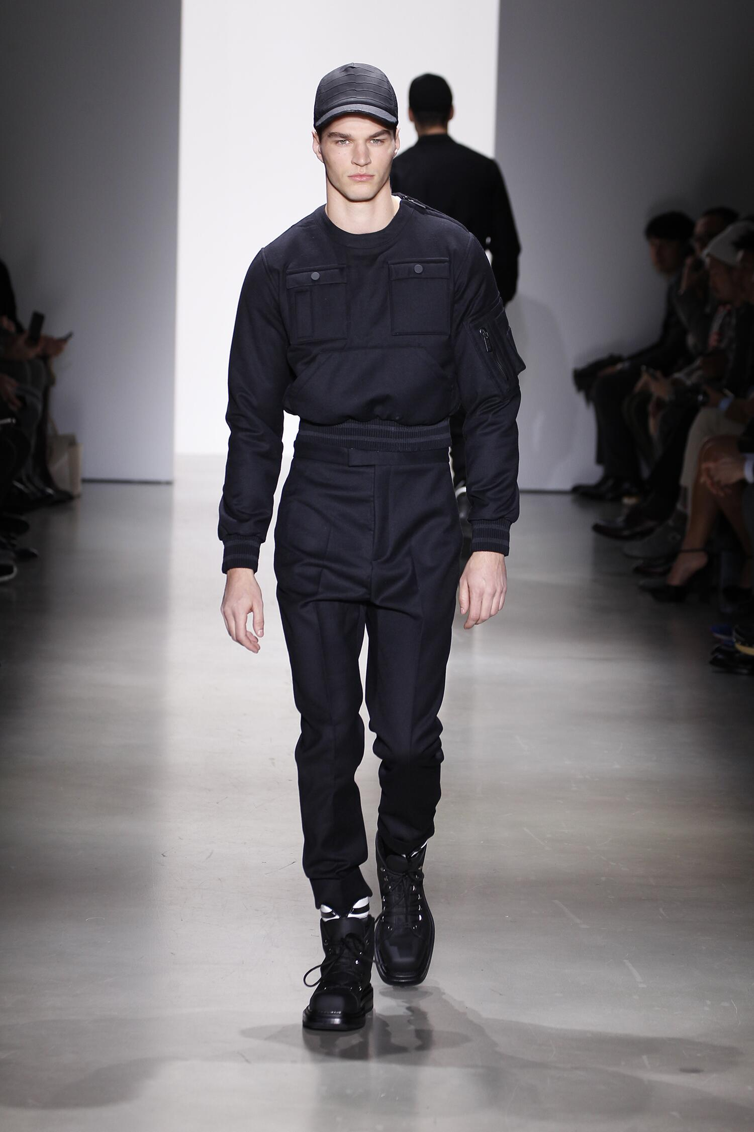 Fashion Winter Trends 2015 2016 Calvin Klein
