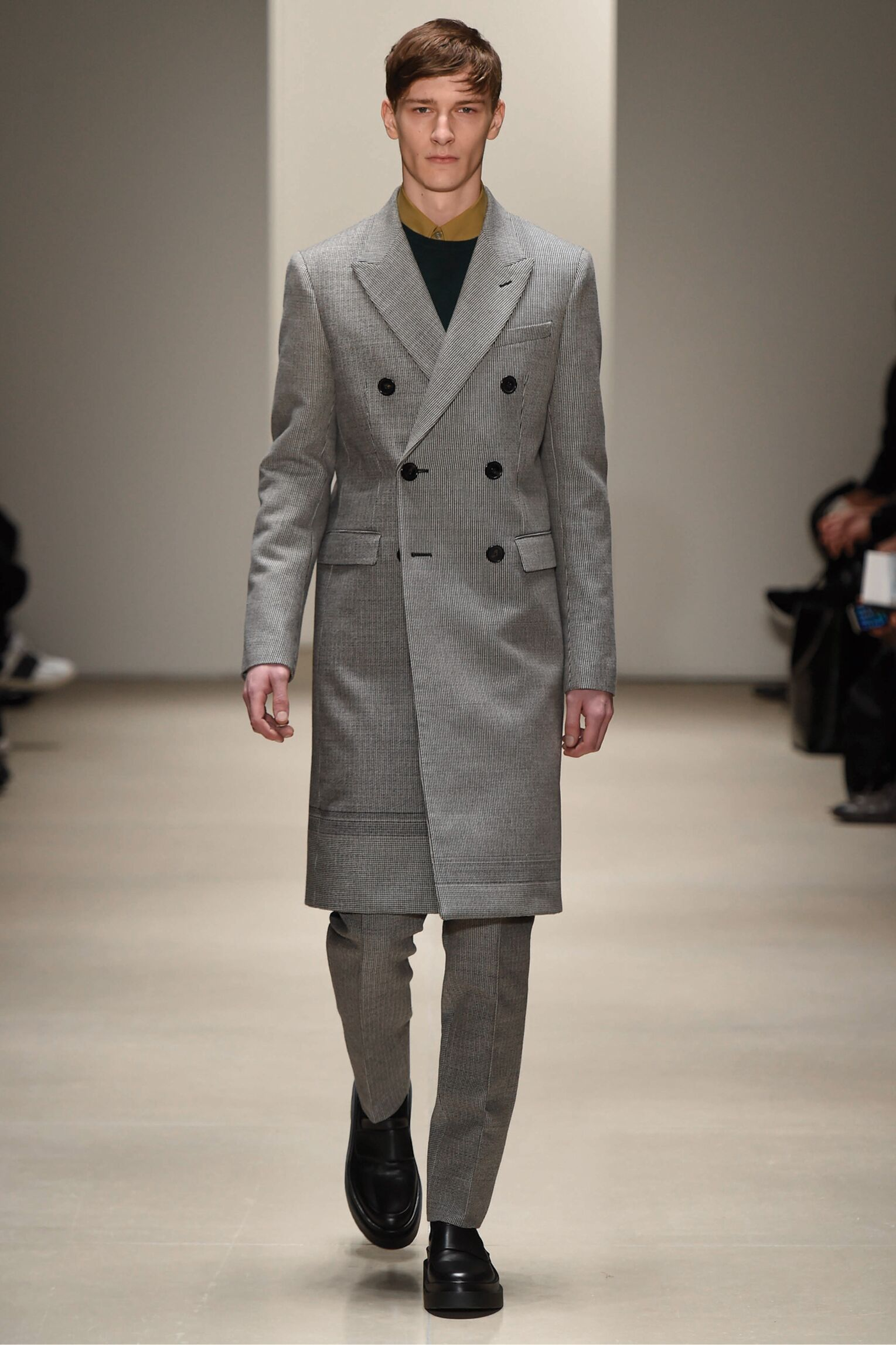 Jil Sander Fall Winter 2015 16 Men S Collection The