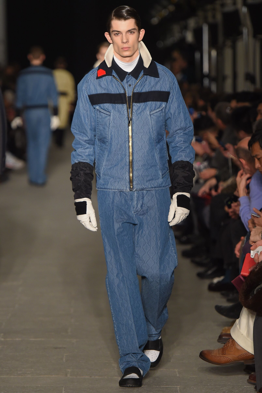 Italian Style Man Andrea Pompilio