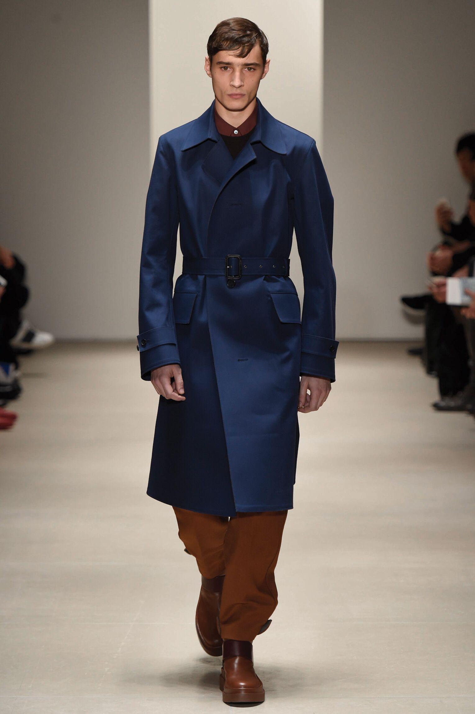 Italian Style Man Jil Sander