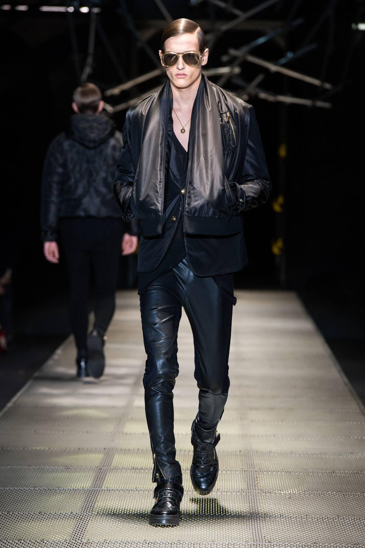 Italian Style Man Versace