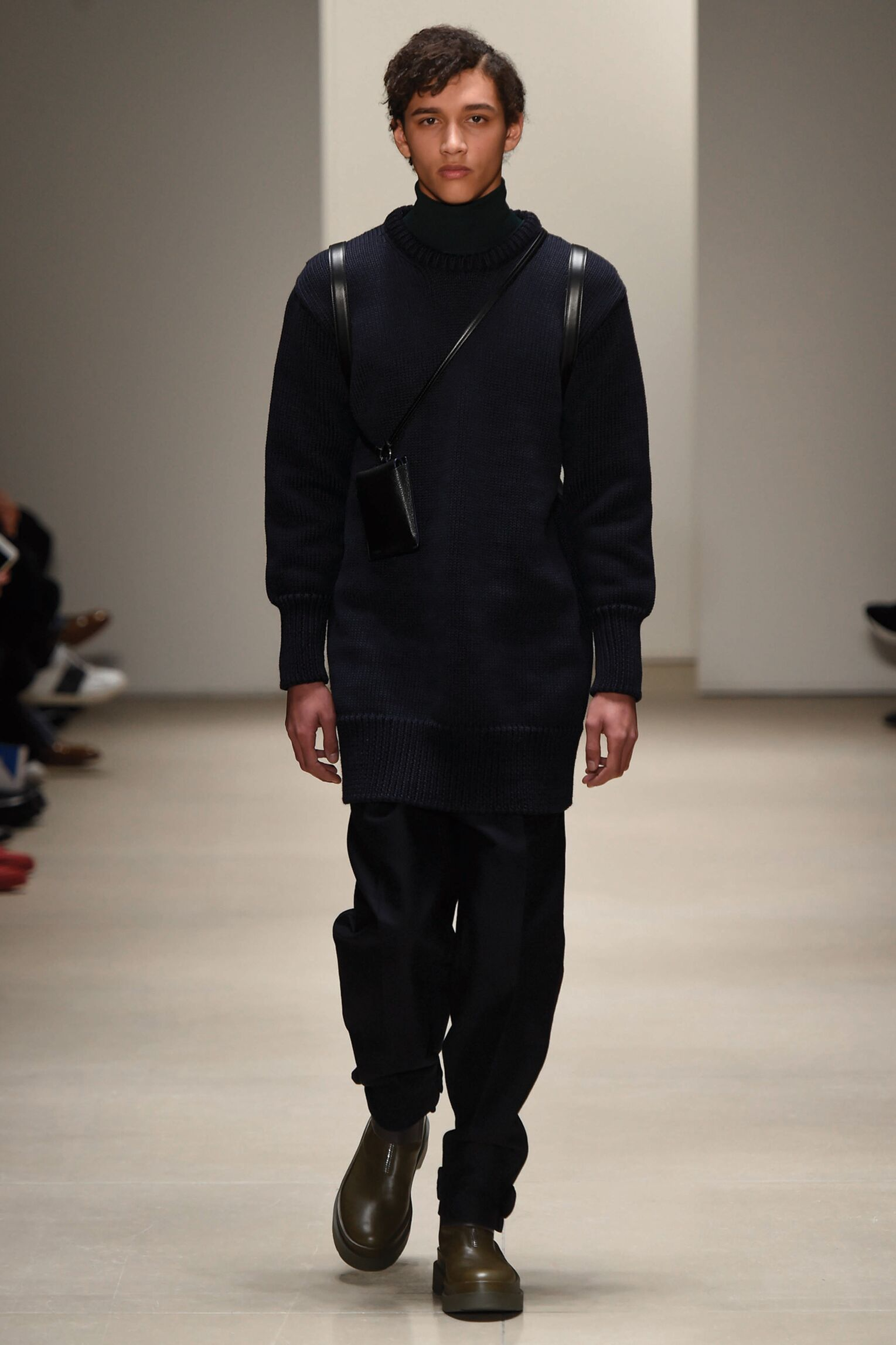Jil Sander Fall Winter 2015 16 Men's Collection Milan Fashion Week Fashion Show