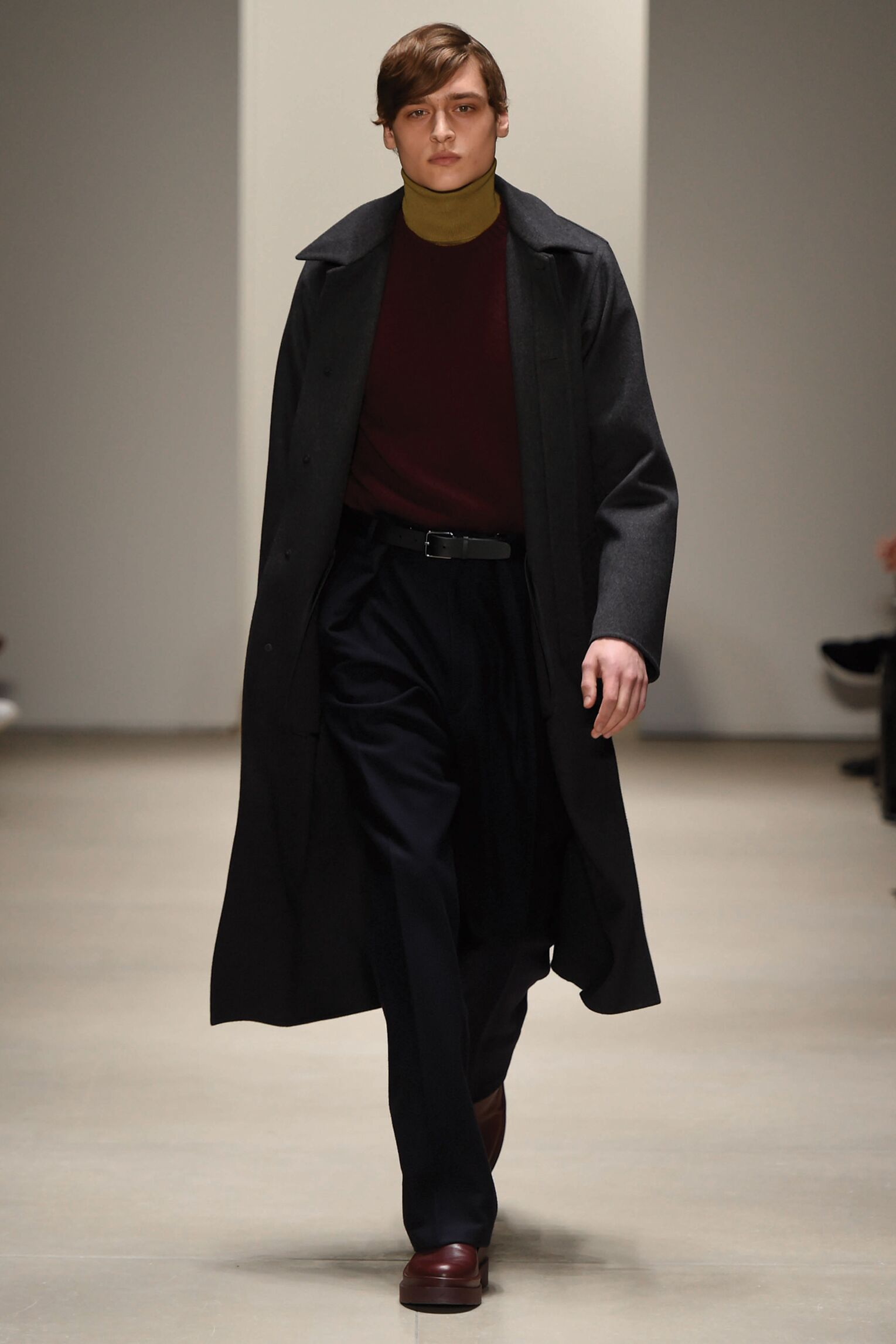 Jil Sander Fall Winter 2015 16 Mens Collection Milano Fashion Week