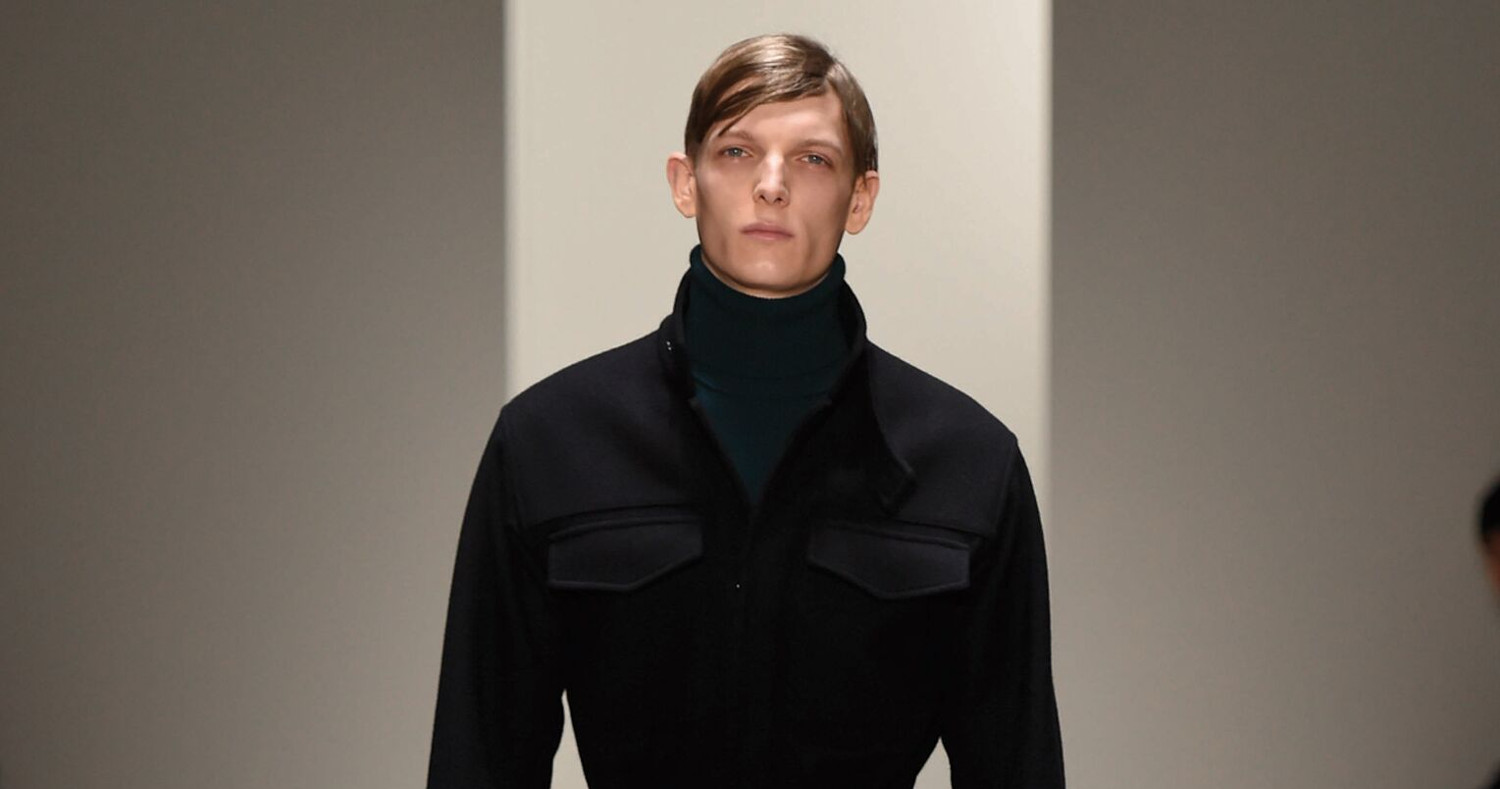 Jil Sander Man Milano Fashion Week 2015