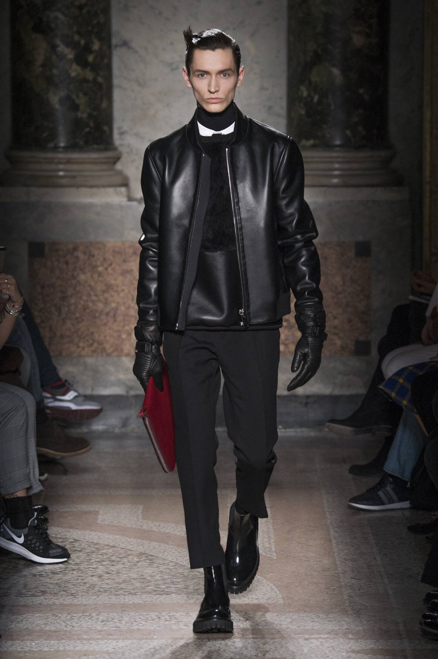 Les Hommes Fall Winter 2015 16 Men's Collection Milan Fashion Week Fashion Show