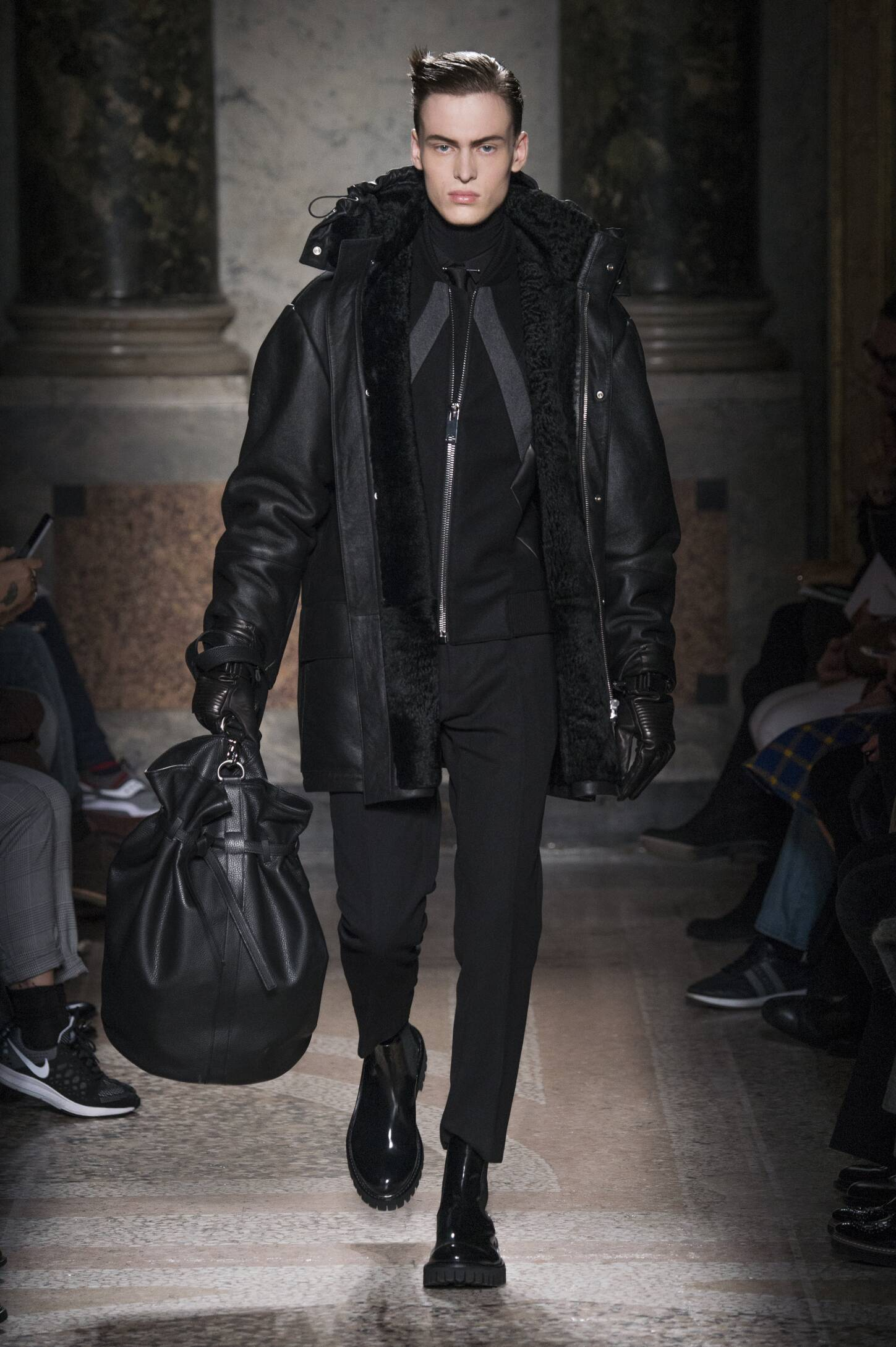Les Hommes Fall Winter 2015 16 Mens Collection Milano Fashion Week