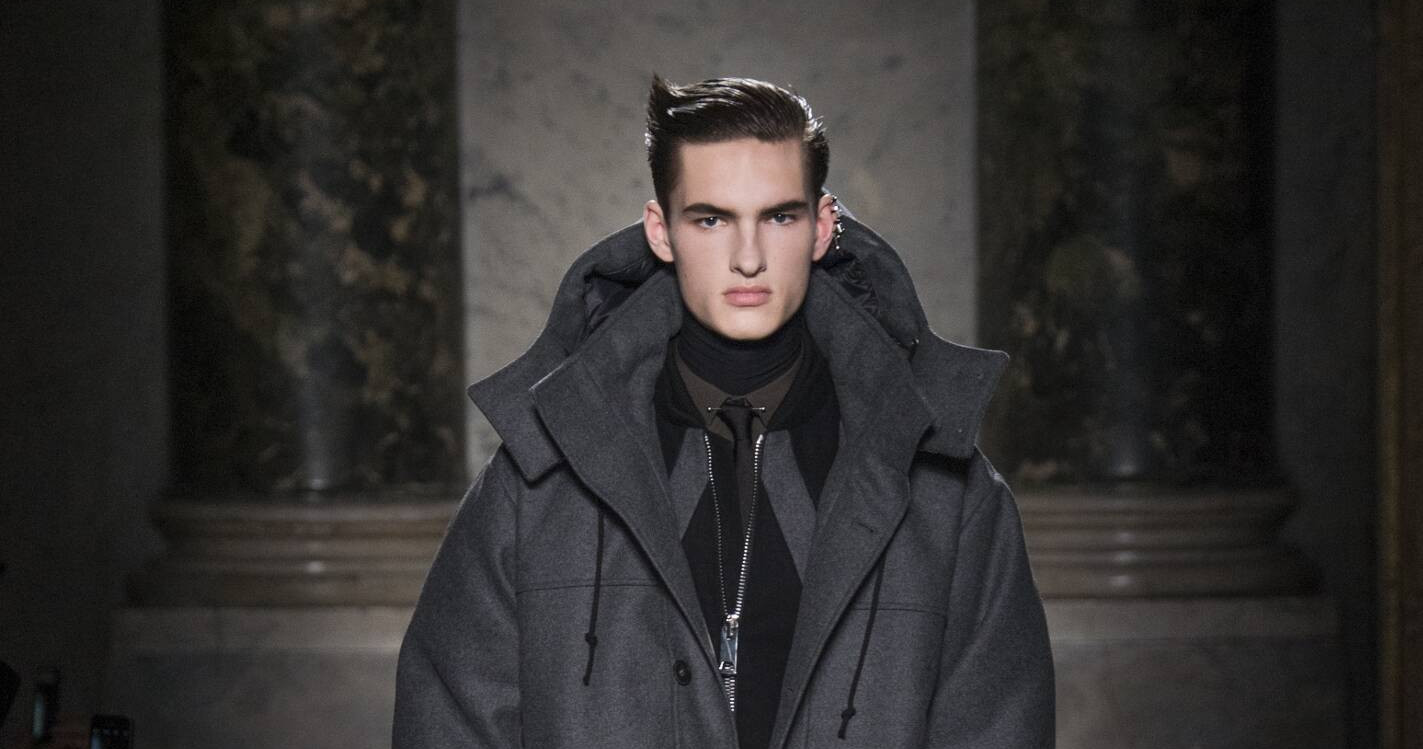 Les Hommes Man Milano Fashion Week 2015