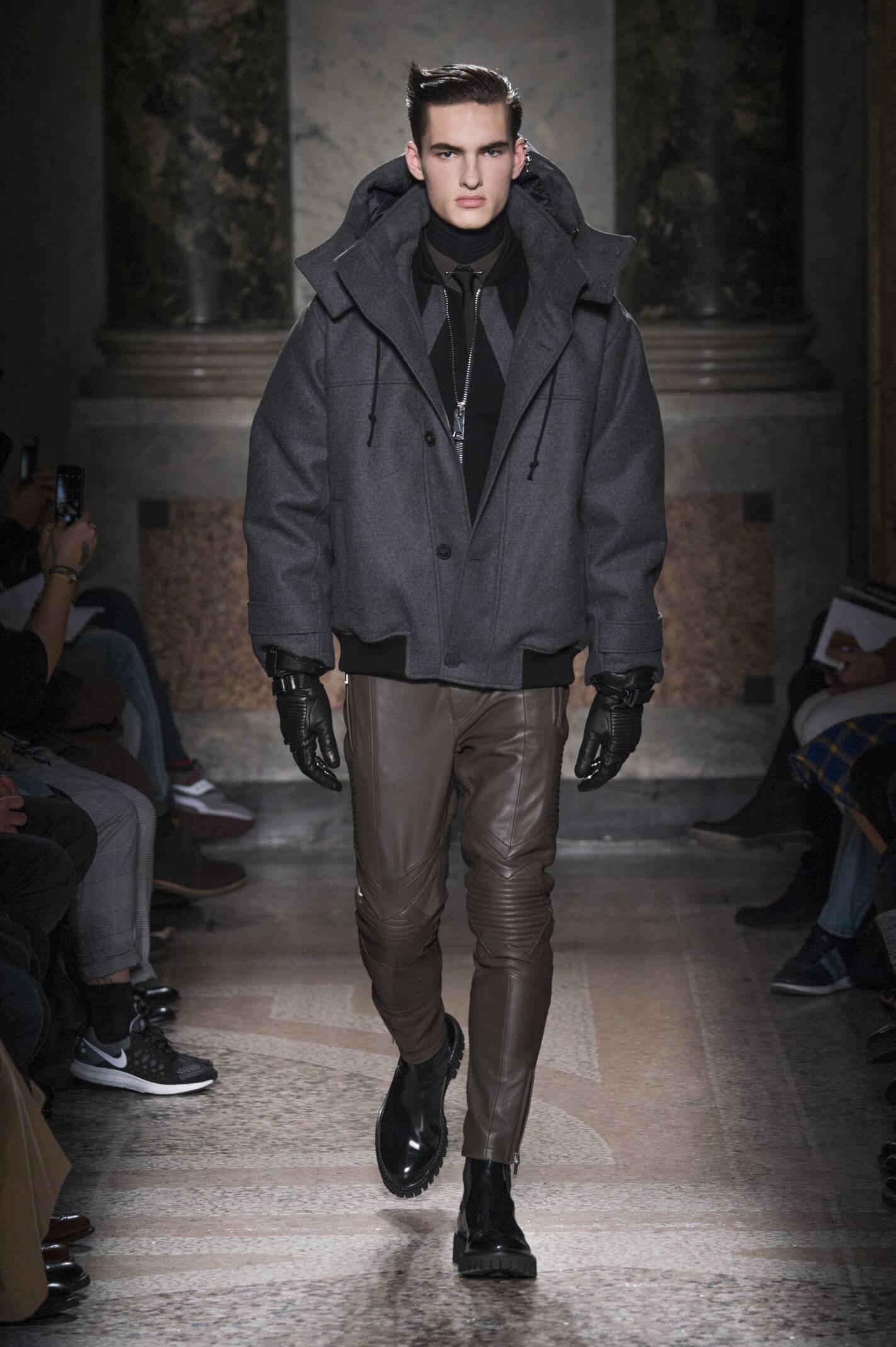 Les Hommes Man Milano Fashion Week