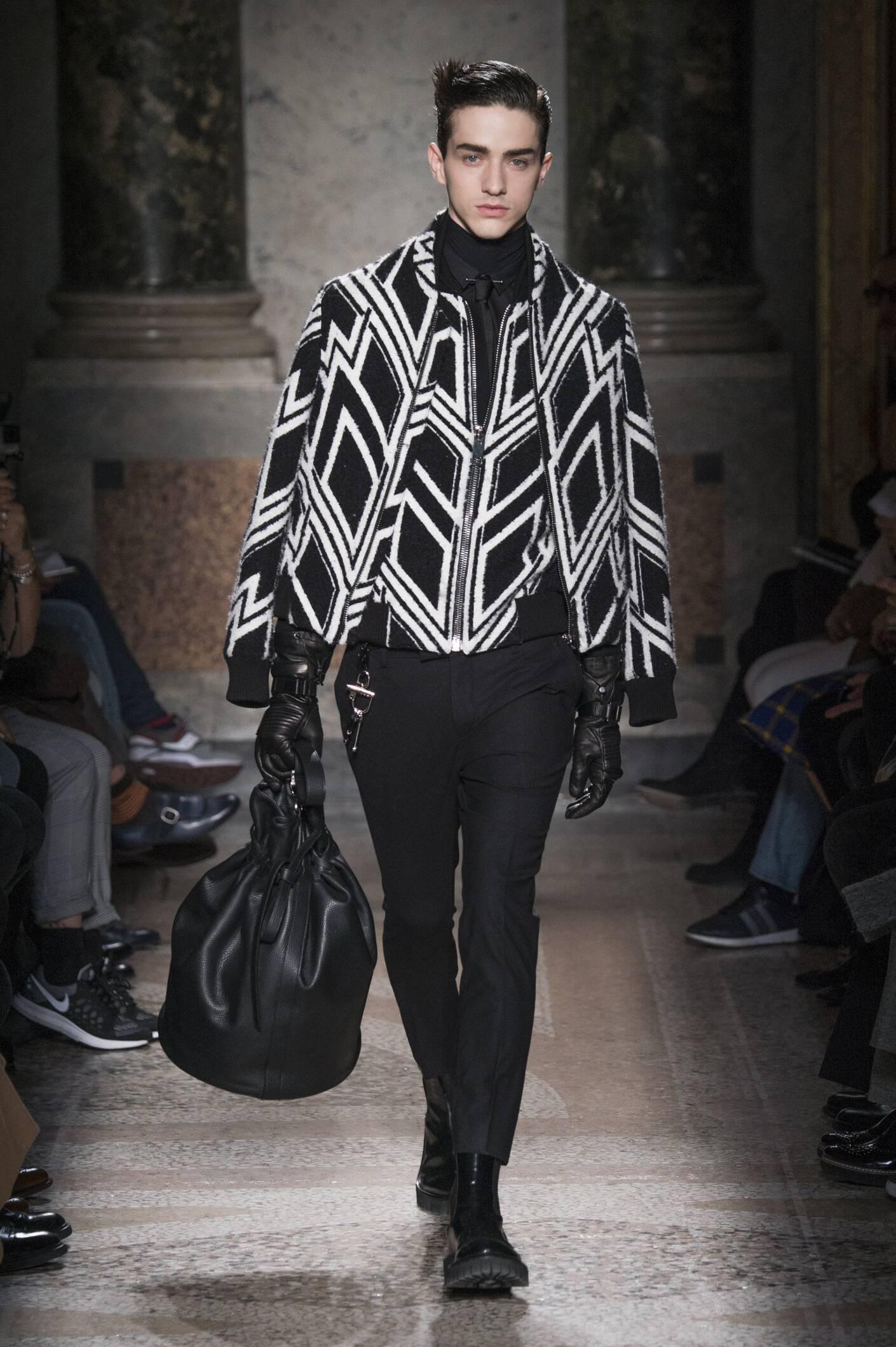 Les Hommes Milano Fashion Week Menswear