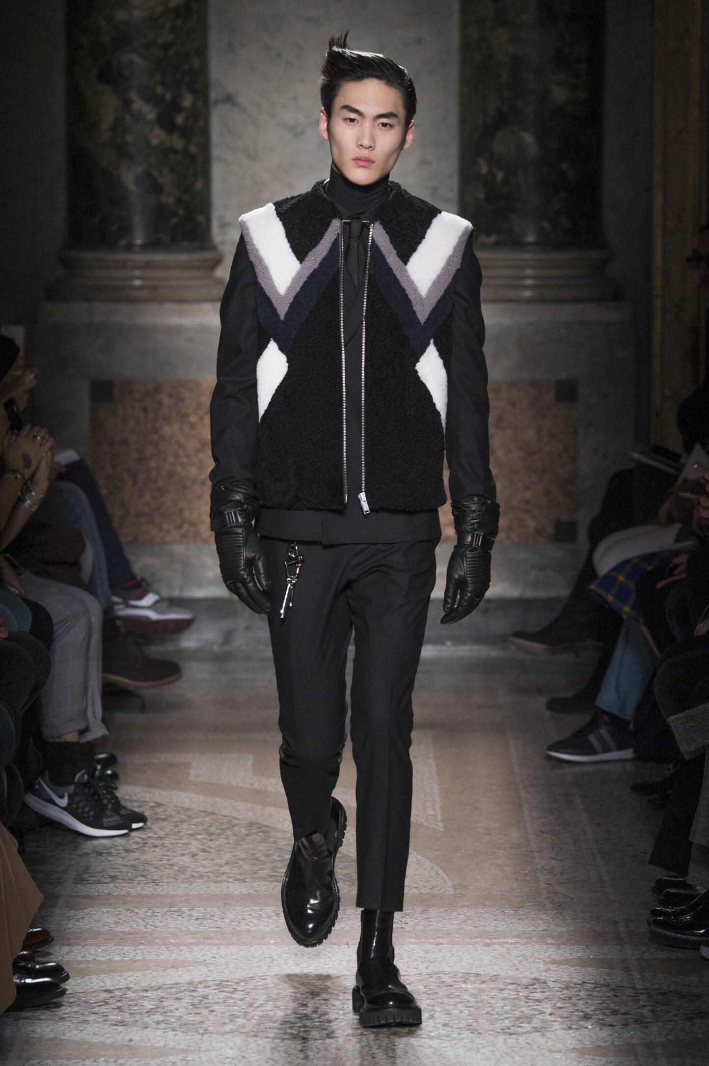 Les Hommes Milano Fashion Week