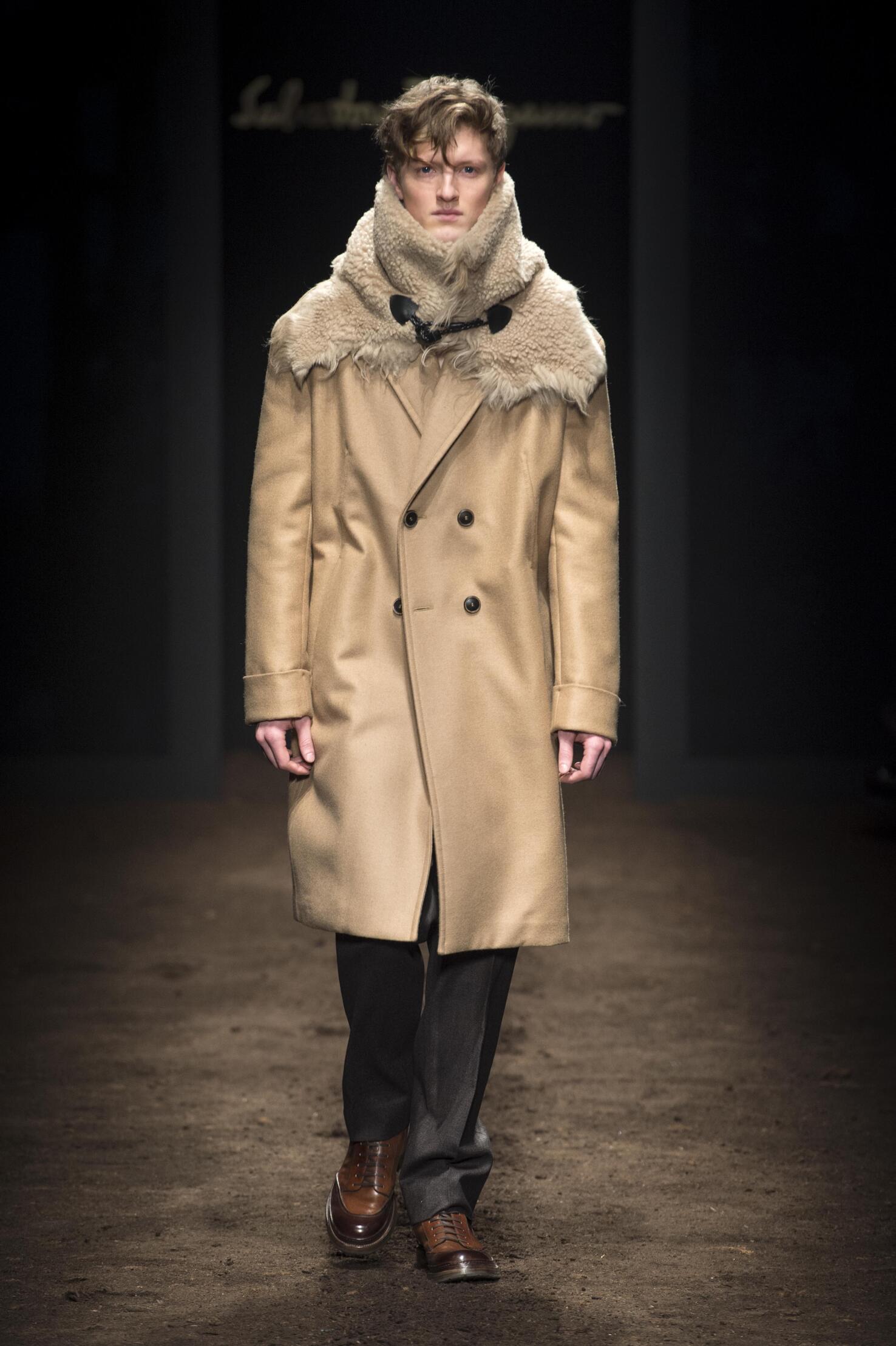 Man Style Salvatore Ferragamo
